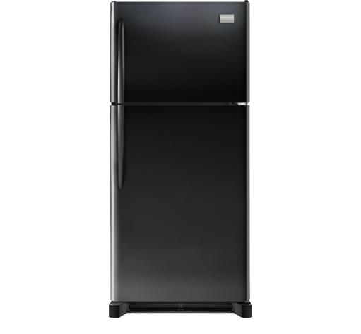 frigidaire fgtr2045qegallery 20 3 cu ft top freezer refrigerator with spillsafe shelves and. Black Bedroom Furniture Sets. Home Design Ideas