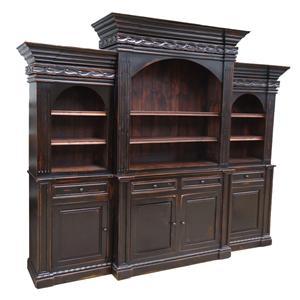 Furniture Source International Bookcases Pistashio