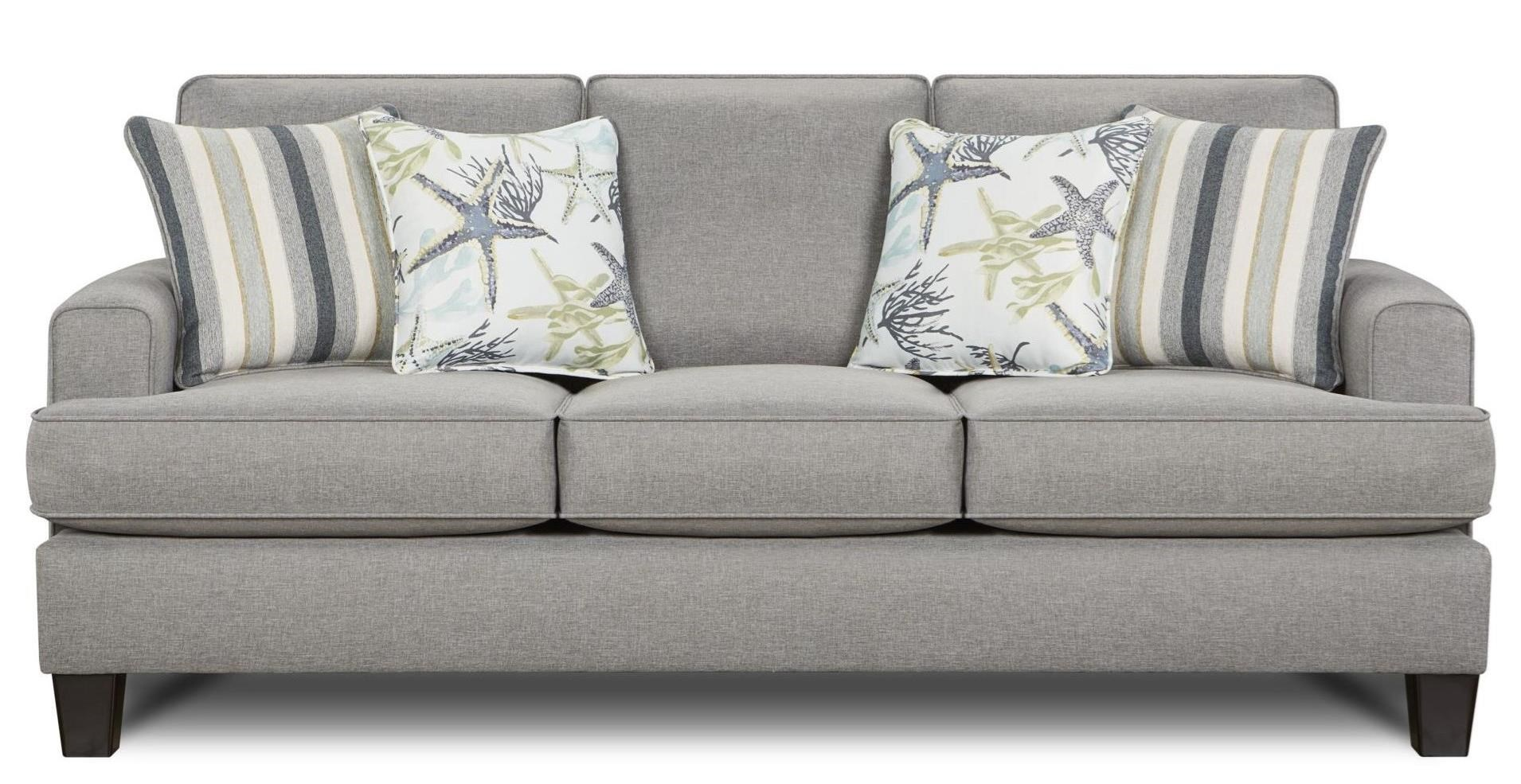 2600 JITTERBUG FLAX Sleeper by Fusion Furniture at Wilson's Furniture