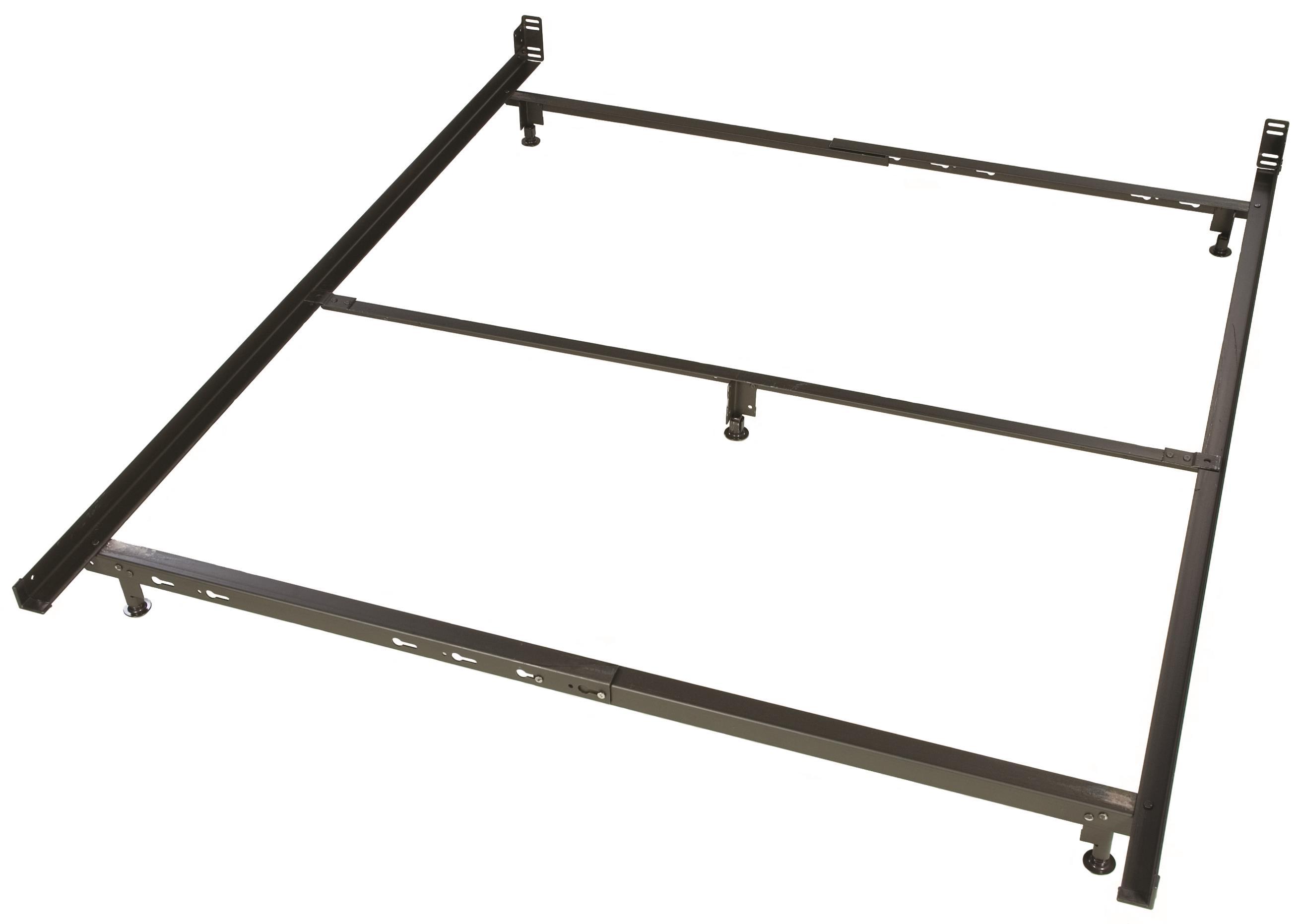 glideaway low profile bed frames lb34 5 leg queen low profile bed frame with glides john v. Black Bedroom Furniture Sets. Home Design Ideas