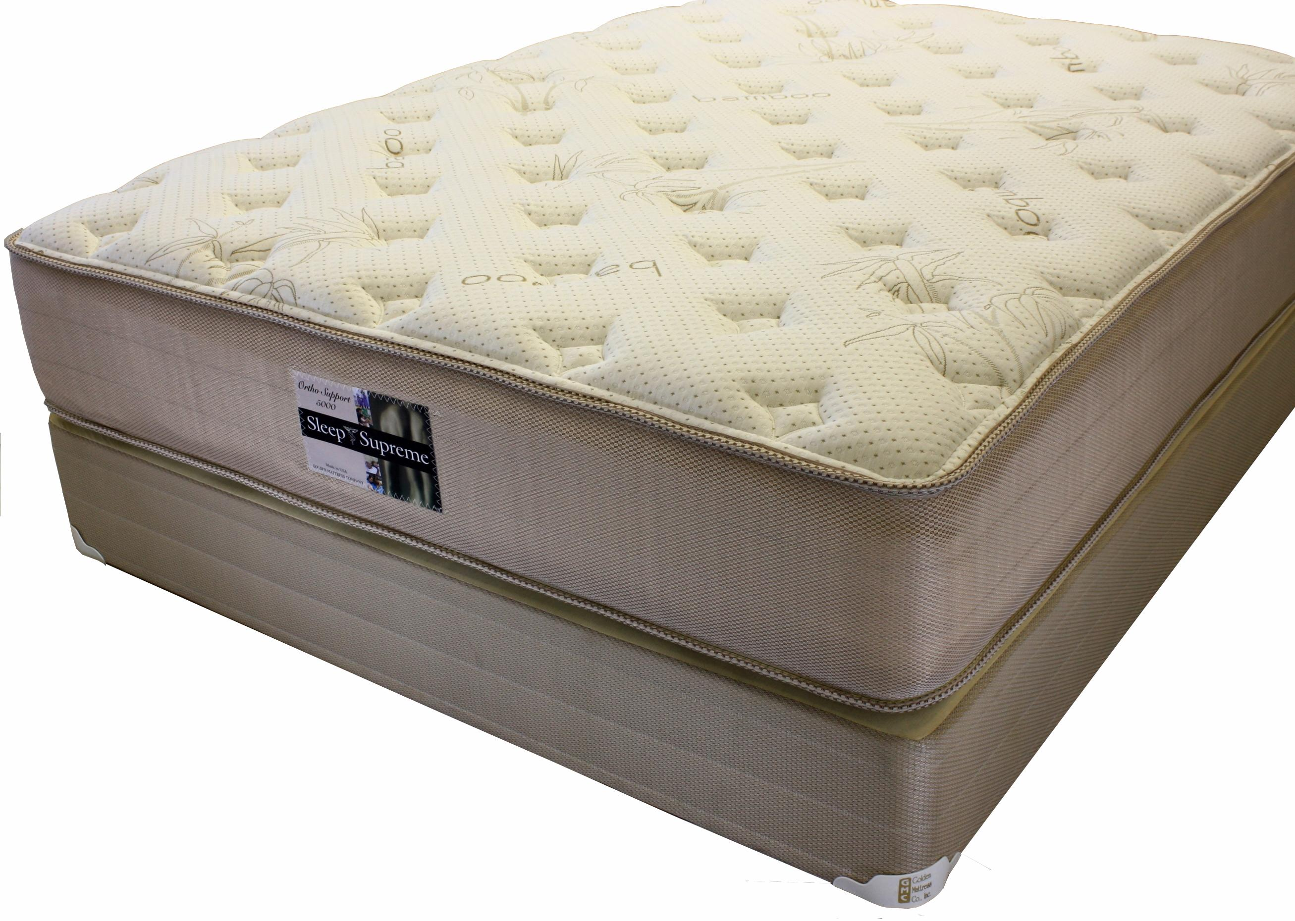 golden mattress company ortho support 5000 full plush mattress dream home furniture mattress. Black Bedroom Furniture Sets. Home Design Ideas