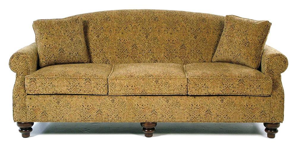 Hallagan Furniture Saranac Sofa Rotmans Sofa Worcester