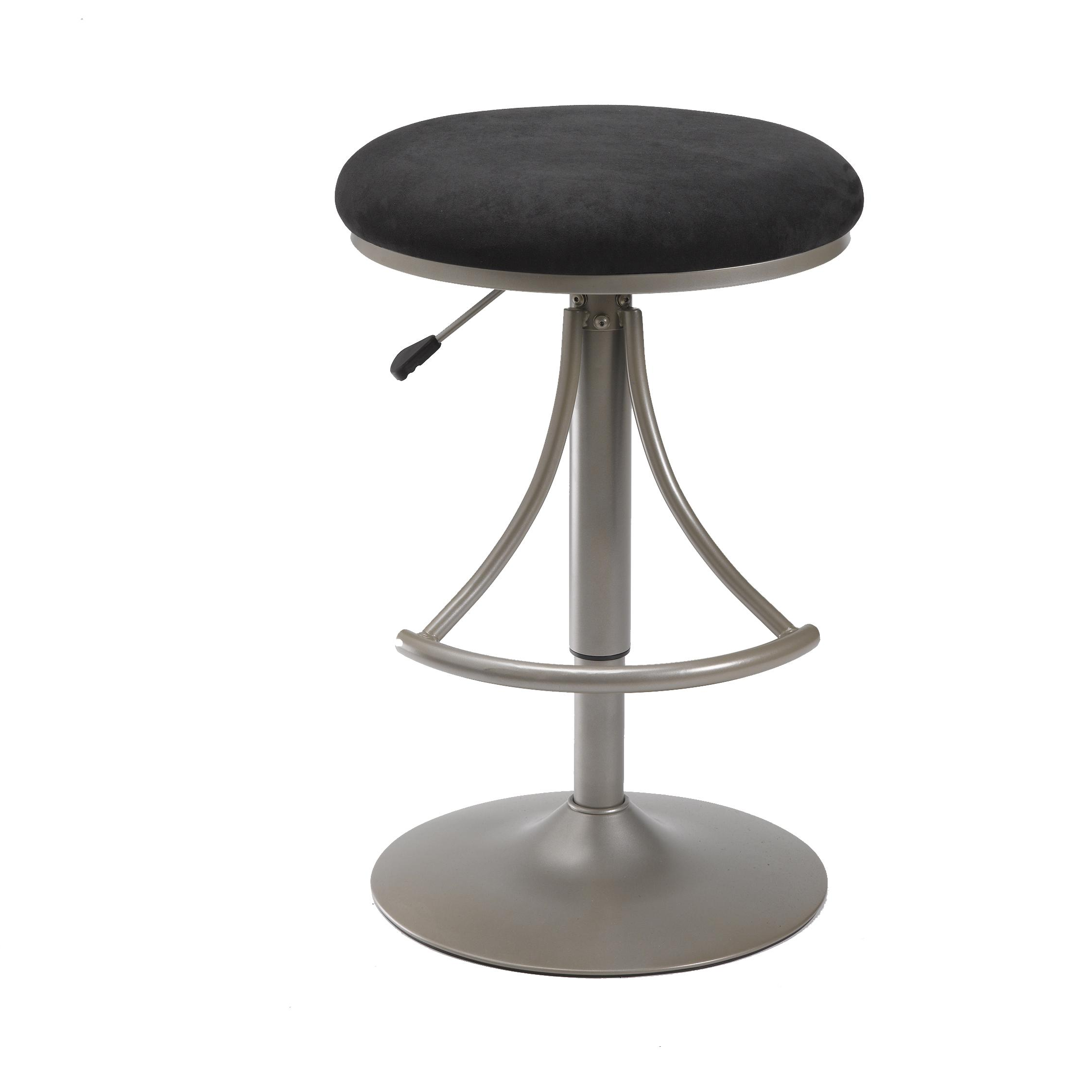 Hillsdale backless bar stools 4209 824h venus backless for Backless bar stools