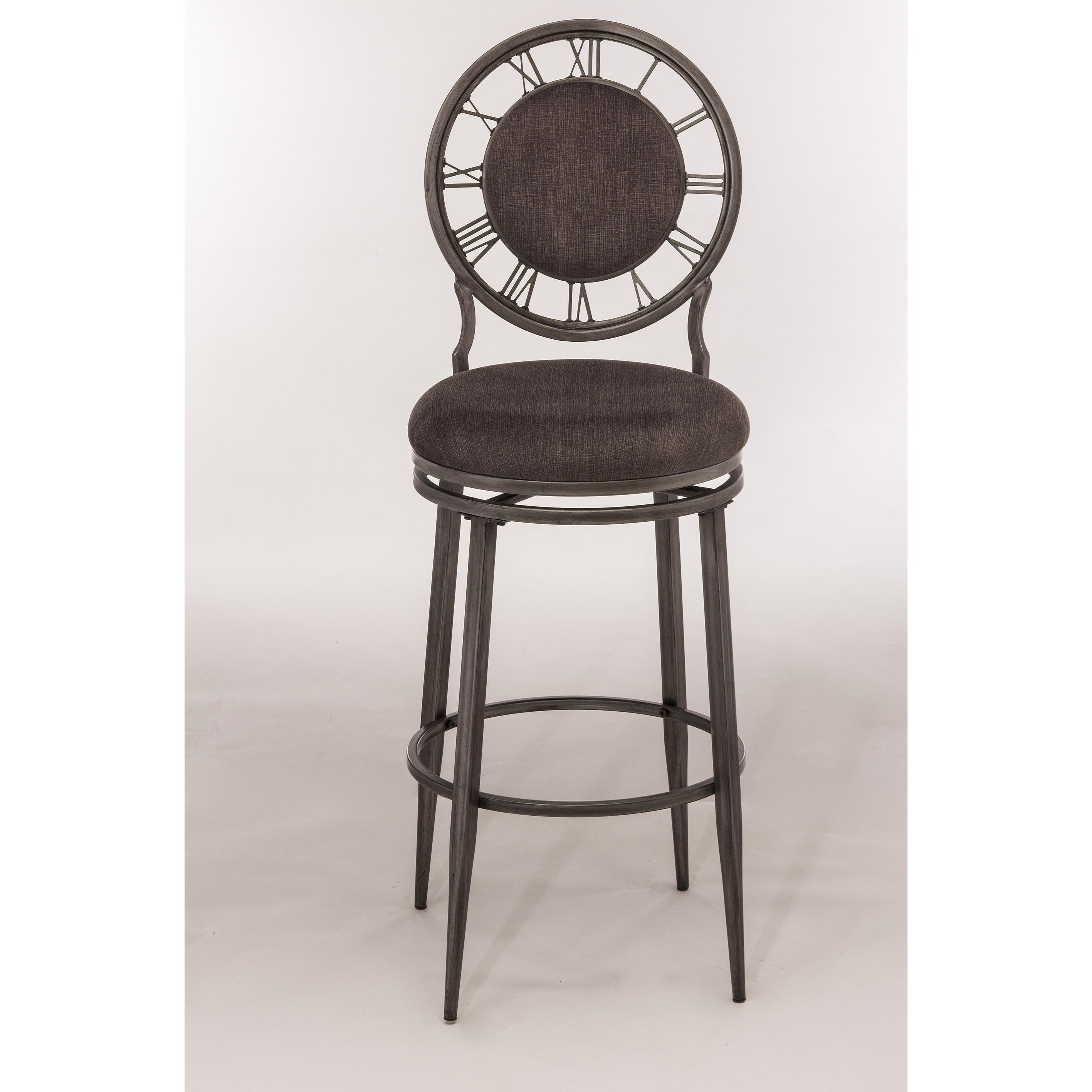 Hillsdale Metal Stools 5905 830 Swivel Bar Stool With