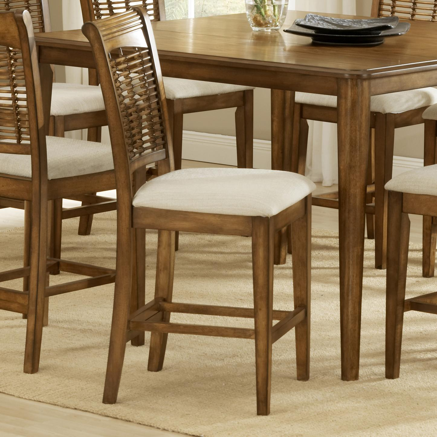 Hillsdale Bayberry And Glenmary Set Of Two Non Swivel Counter Stool Dream Home Furniture Bar