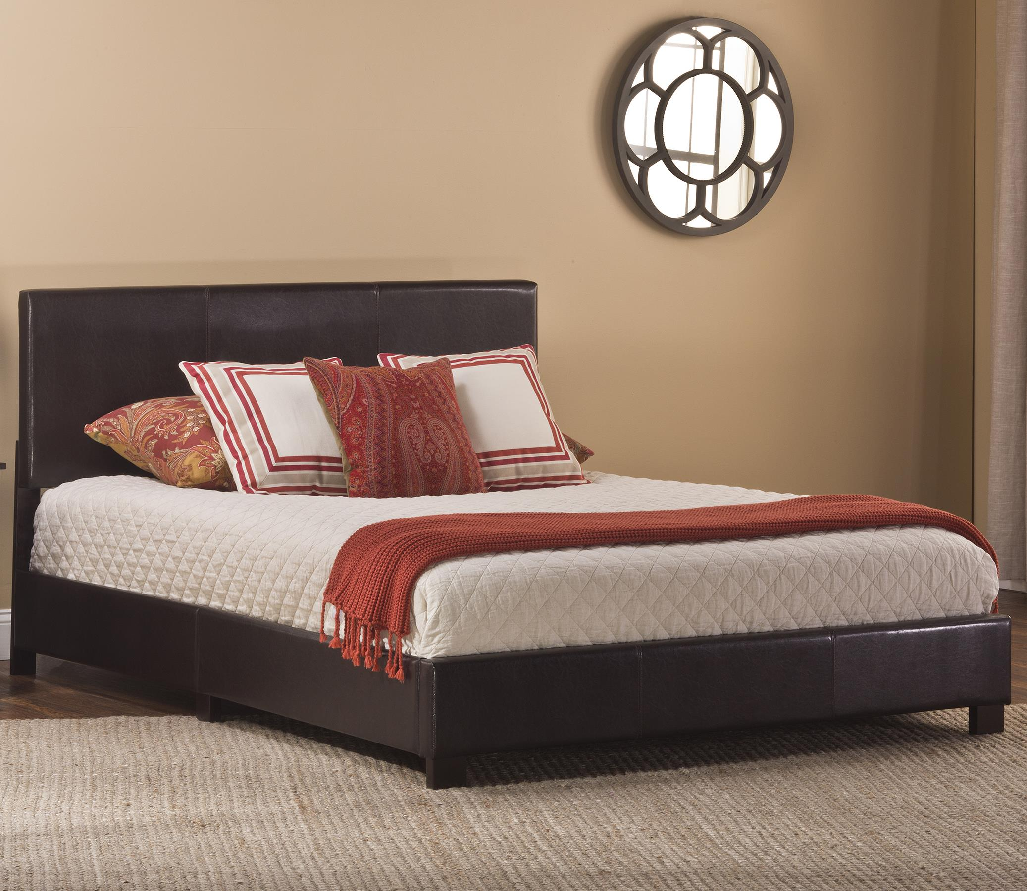 Hillsdale Bed In A Box Bed In A Box Queen Boulevard Home Furnishings Platform Or Low