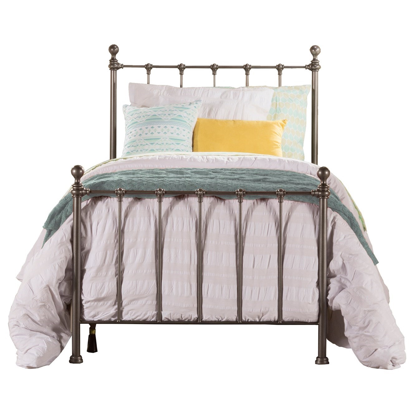 hillsdale metal beds twin bed set bed frame not included dream home furniture panel beds. Black Bedroom Furniture Sets. Home Design Ideas