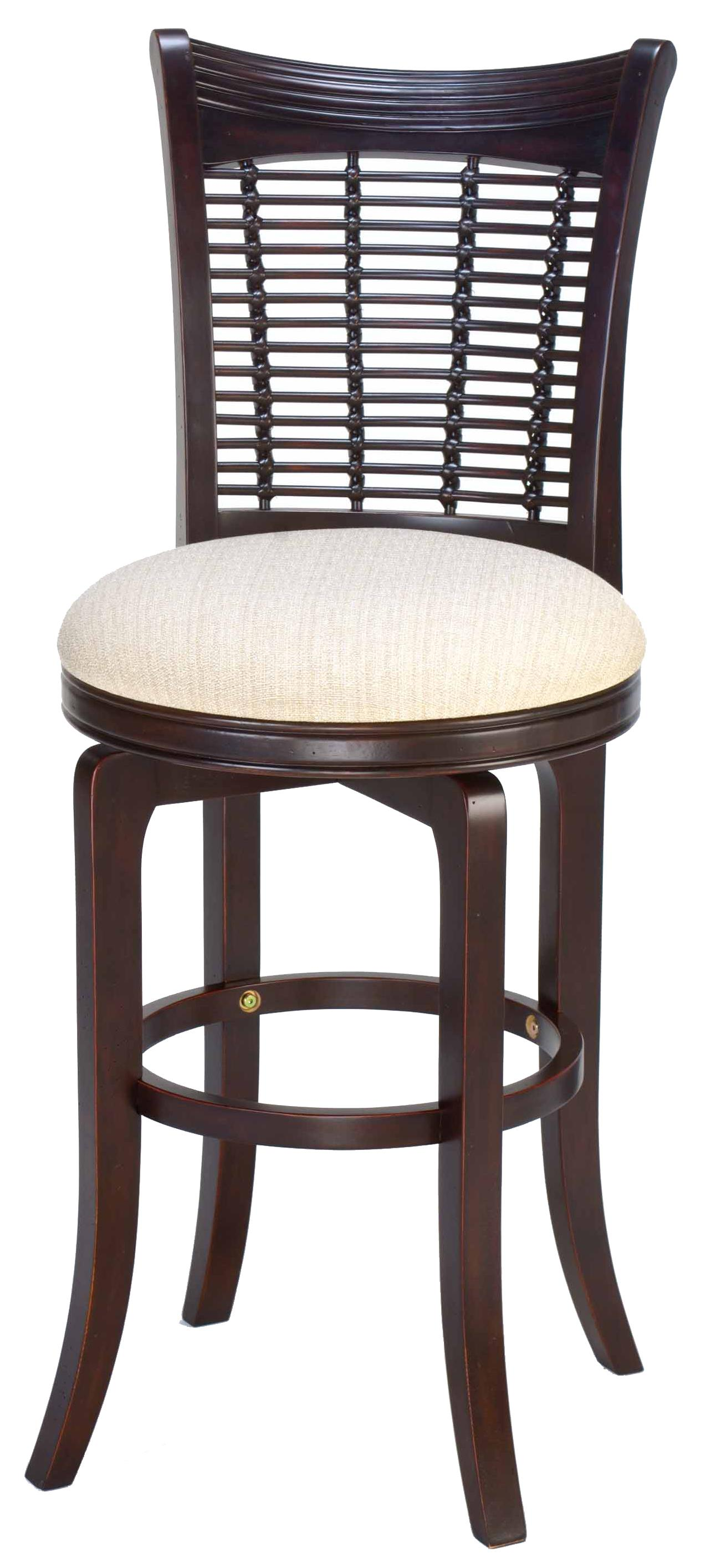Marvelous photograph of Wood Stools 24 Counter Height Bayberry Wicker Swivel Stool with #7D6D4E color and 1265x2828 pixels