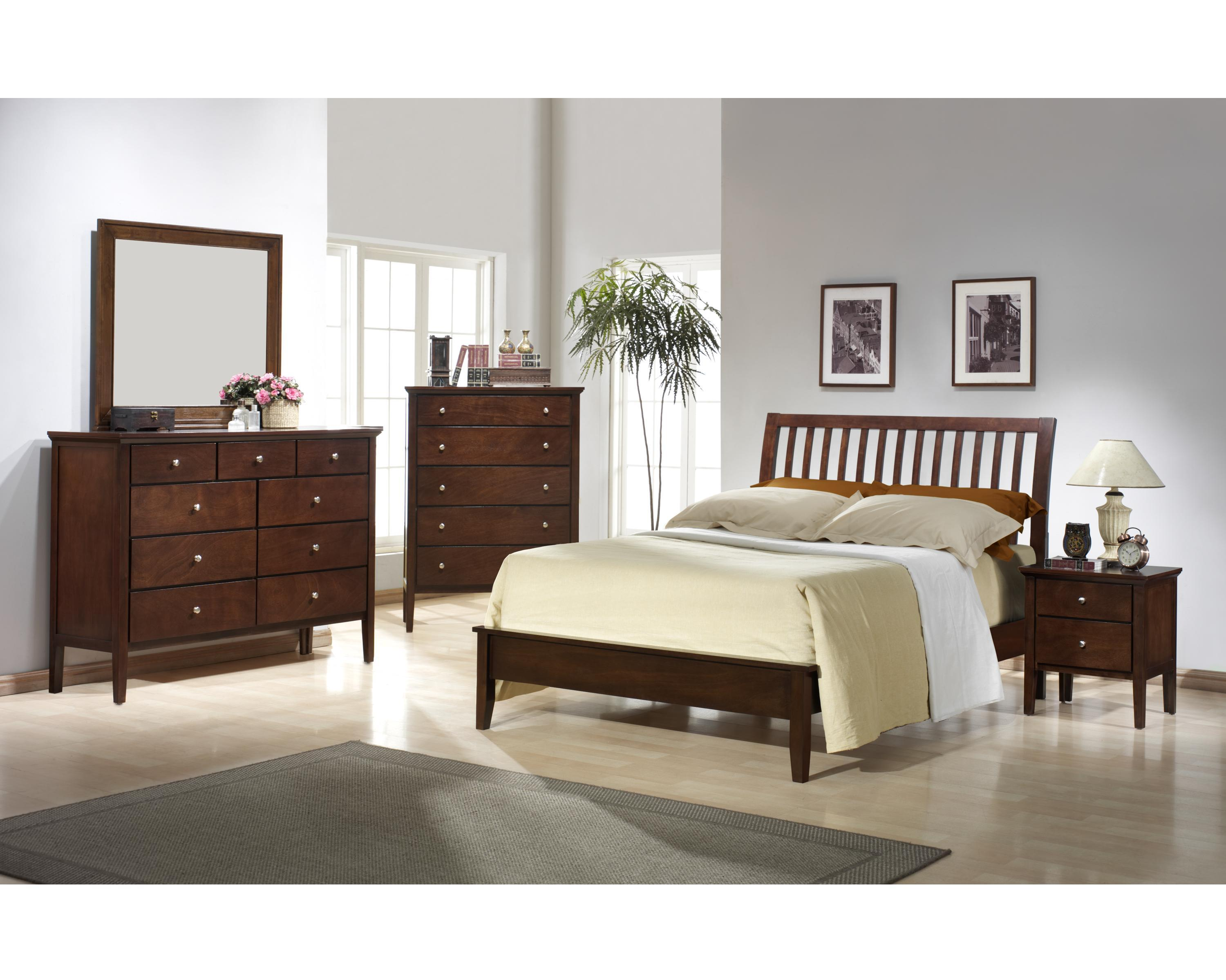House Central Park Bedroom Group Item Number 5502 Q Bedroom Group 1
