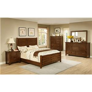 Bedroom groups noblesville carmel avon indianapolis for Bedroom furniture indianapolis