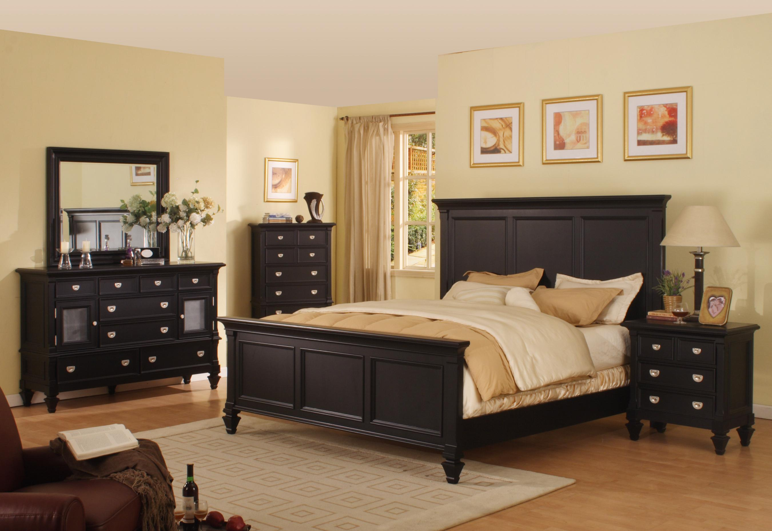 holland house summer breeze king panel bed royal