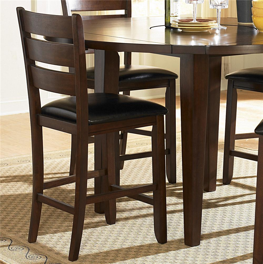 homelegance ameillia 586 24 counter height chair. Black Bedroom Furniture Sets. Home Design Ideas