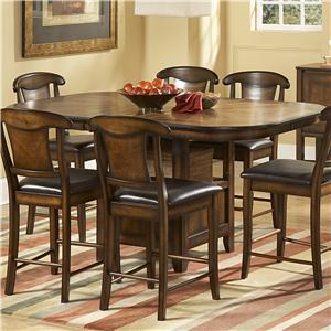 dining room furniture beck 39 s furniture sacramento rancho cordova roseville california. Black Bedroom Furniture Sets. Home Design Ideas