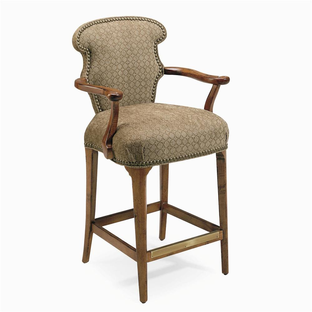 Century Century Chair 3221b Bar Stool With Arm Rests