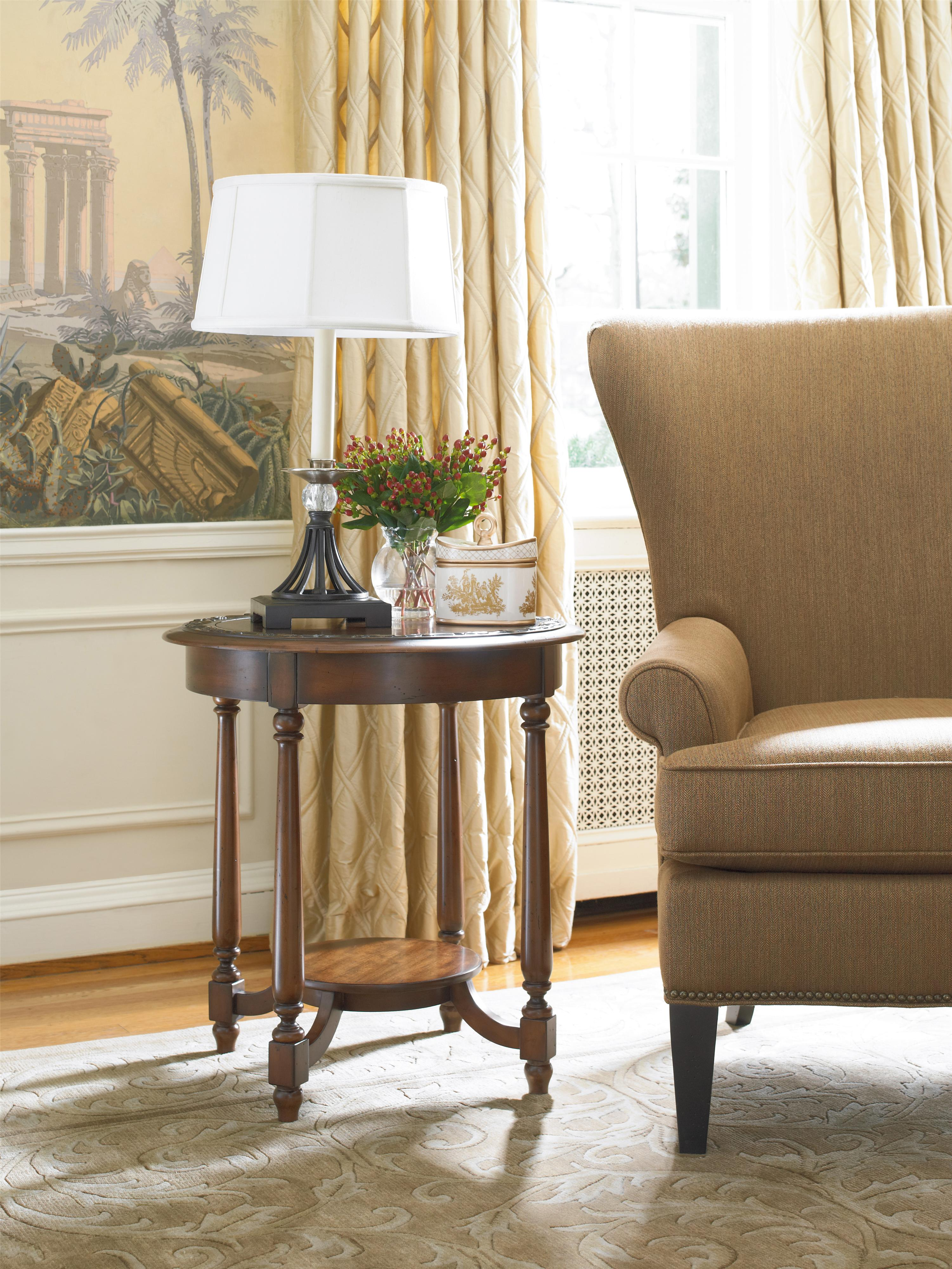Hooker Furniture Living Room Accents 500 50 829 Round