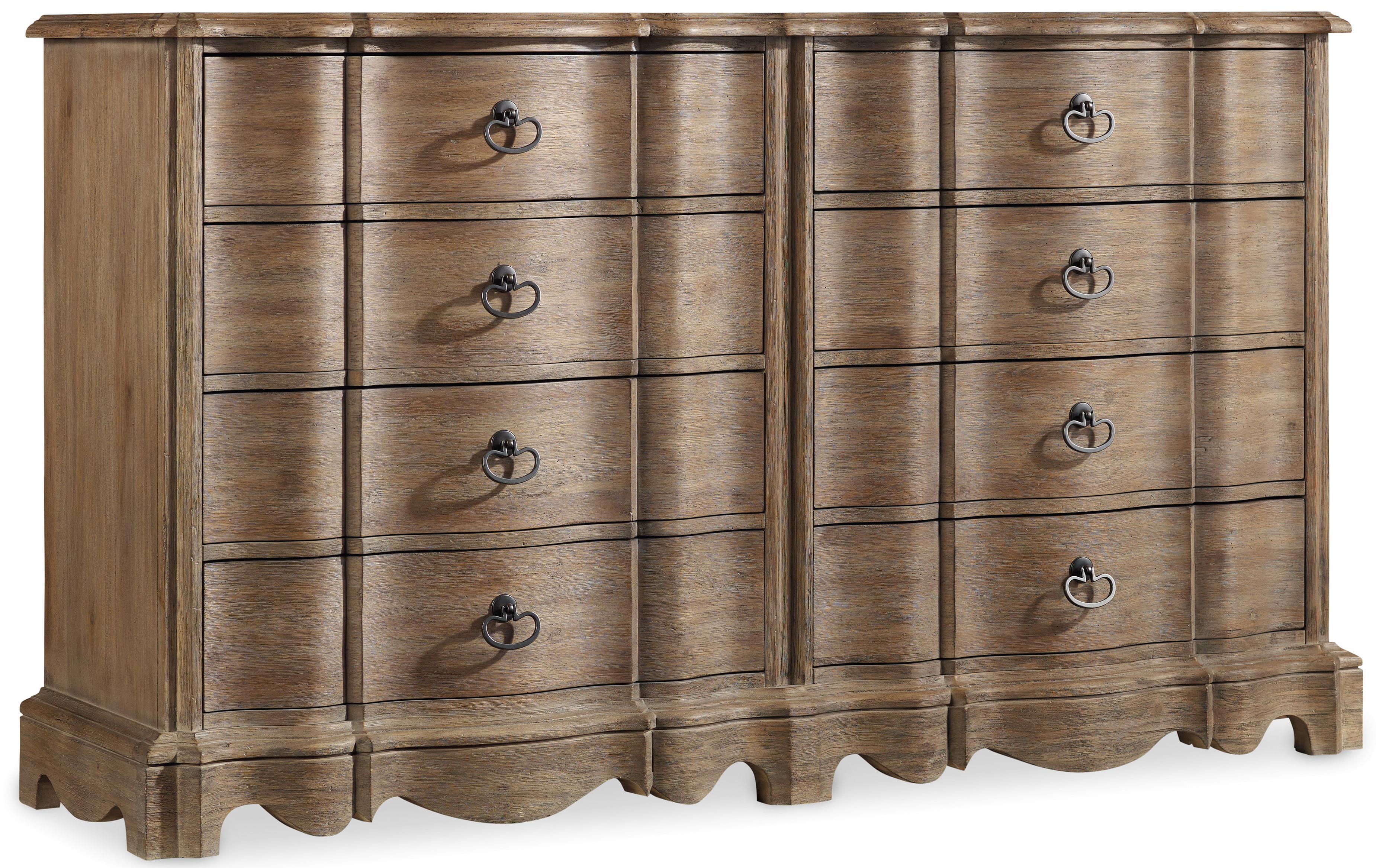 Corsica Dresser by Hooker Furniture at Zak's Home