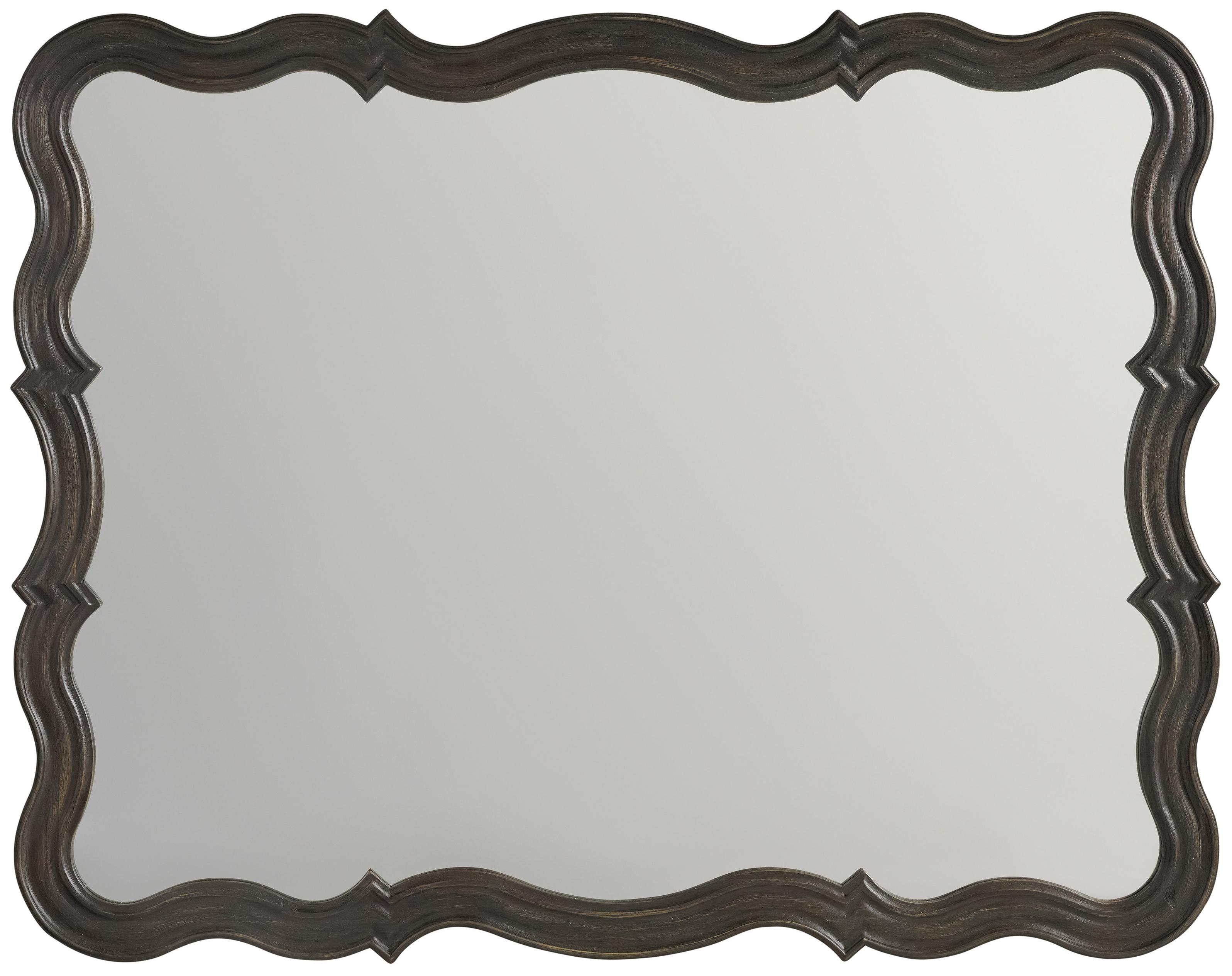 Corsica Mirror by Hooker Furniture at Baer's Furniture