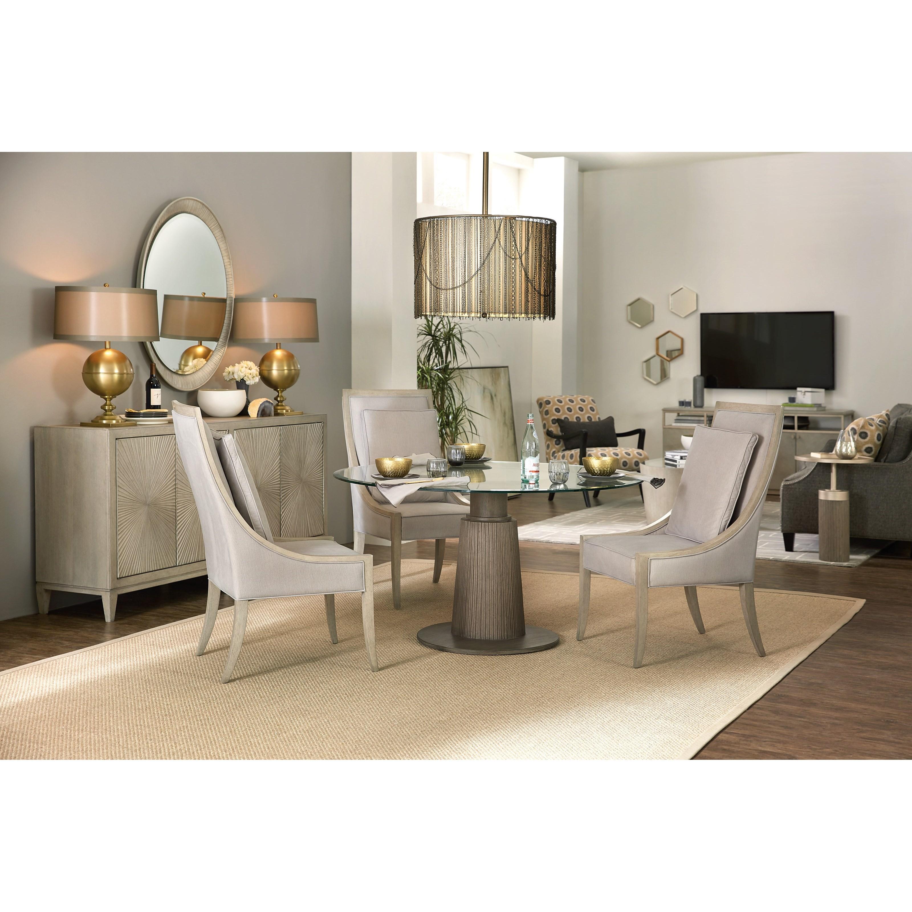 Hooker Furniture Elixir 5990 75900 Ltwd Buffet With