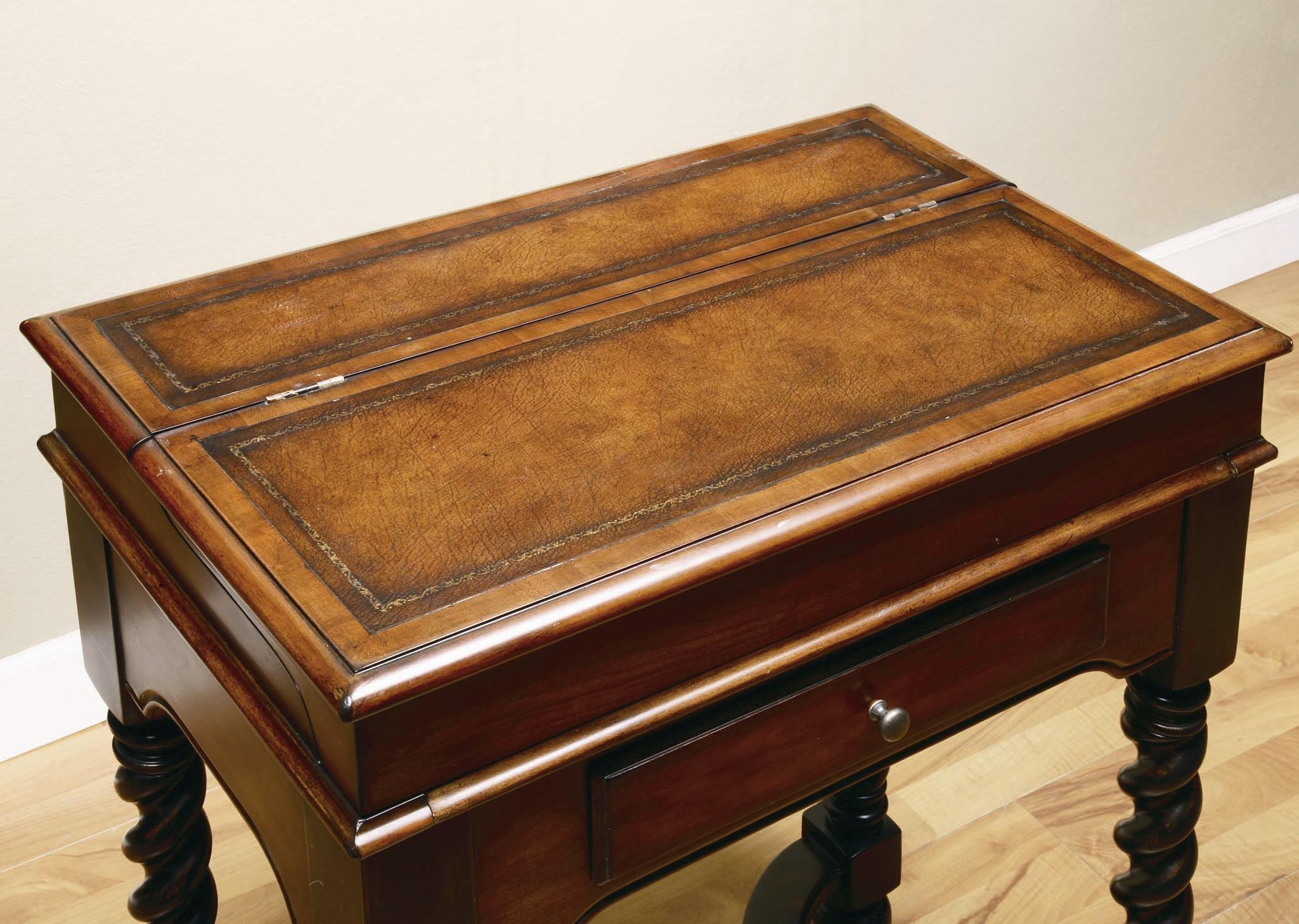 Hooker Furniture Seven Seas 500 50 699 Jacobean Twist Leg