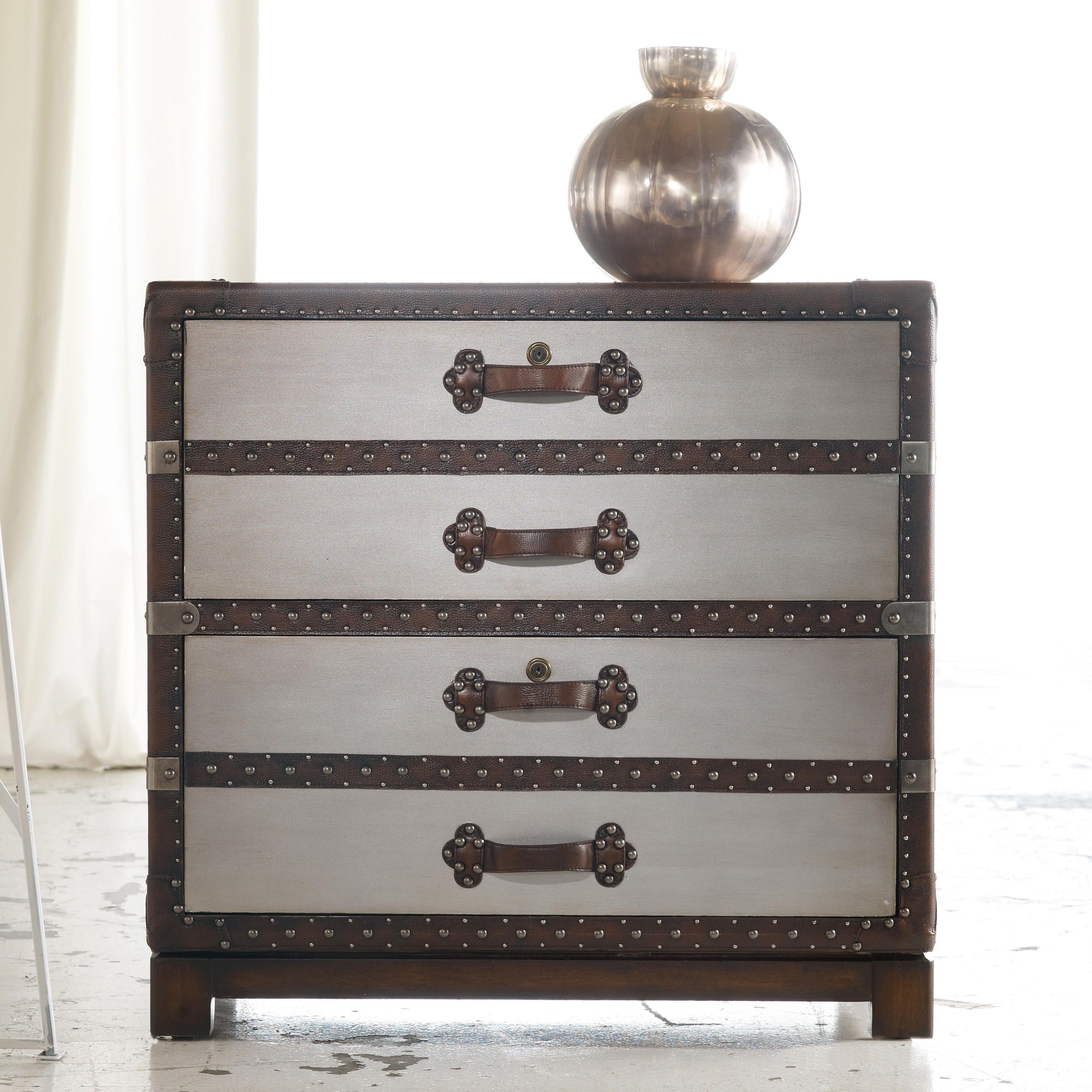 Melange Bondurant Lateral File by Hooker Furniture at Stuckey Furniture