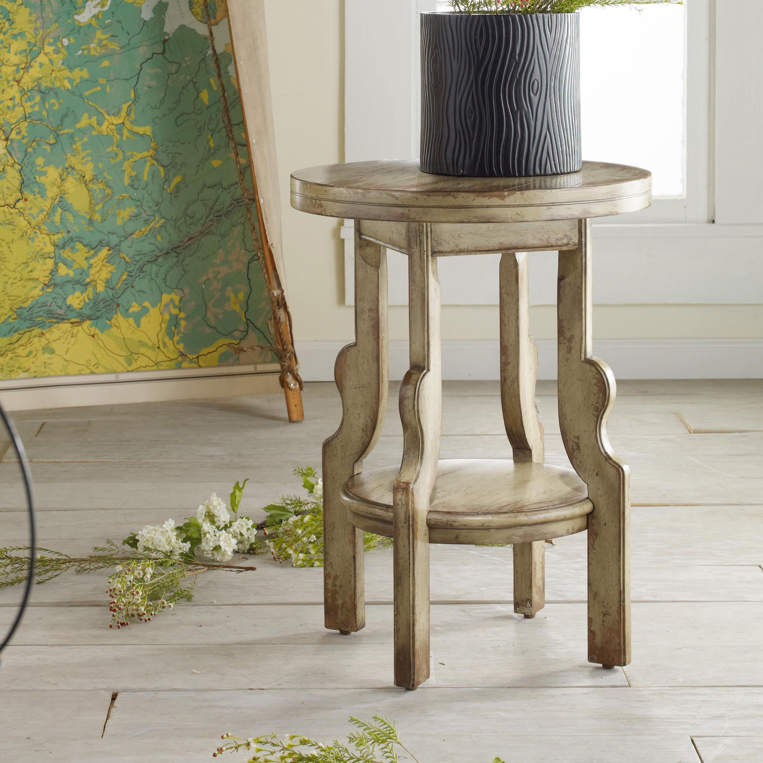 Melange Madison Accent Table by Hooker Furniture at Fisher Home Furnishings