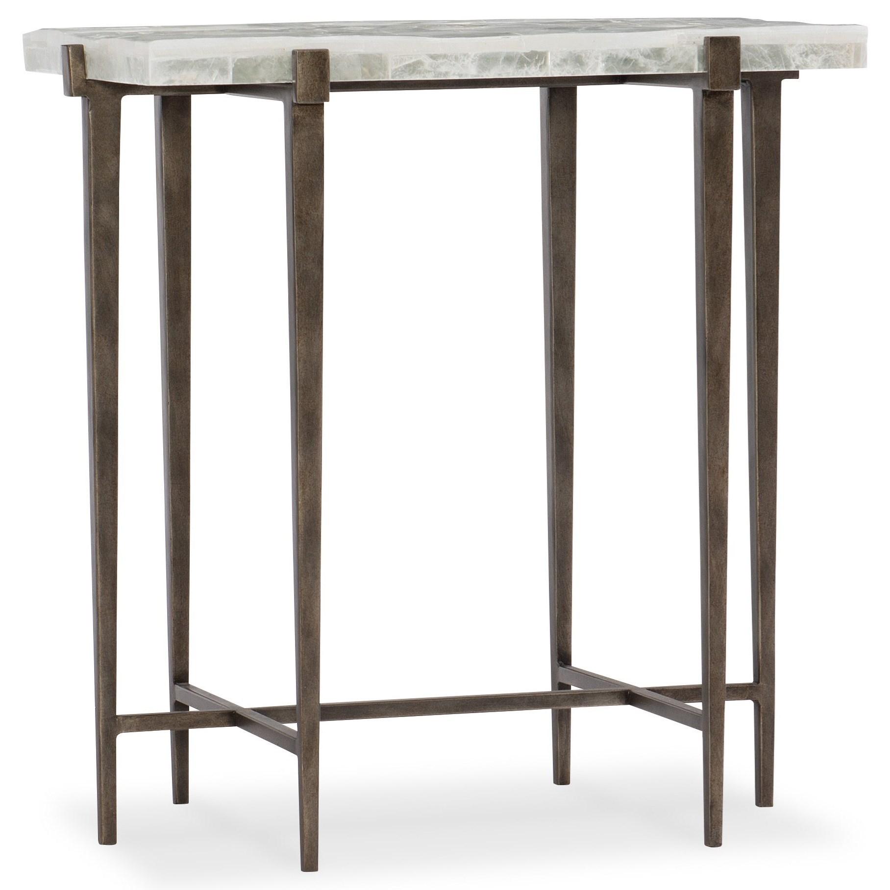 Melange Bellis Accent Table by Hooker Furniture at Baer's Furniture