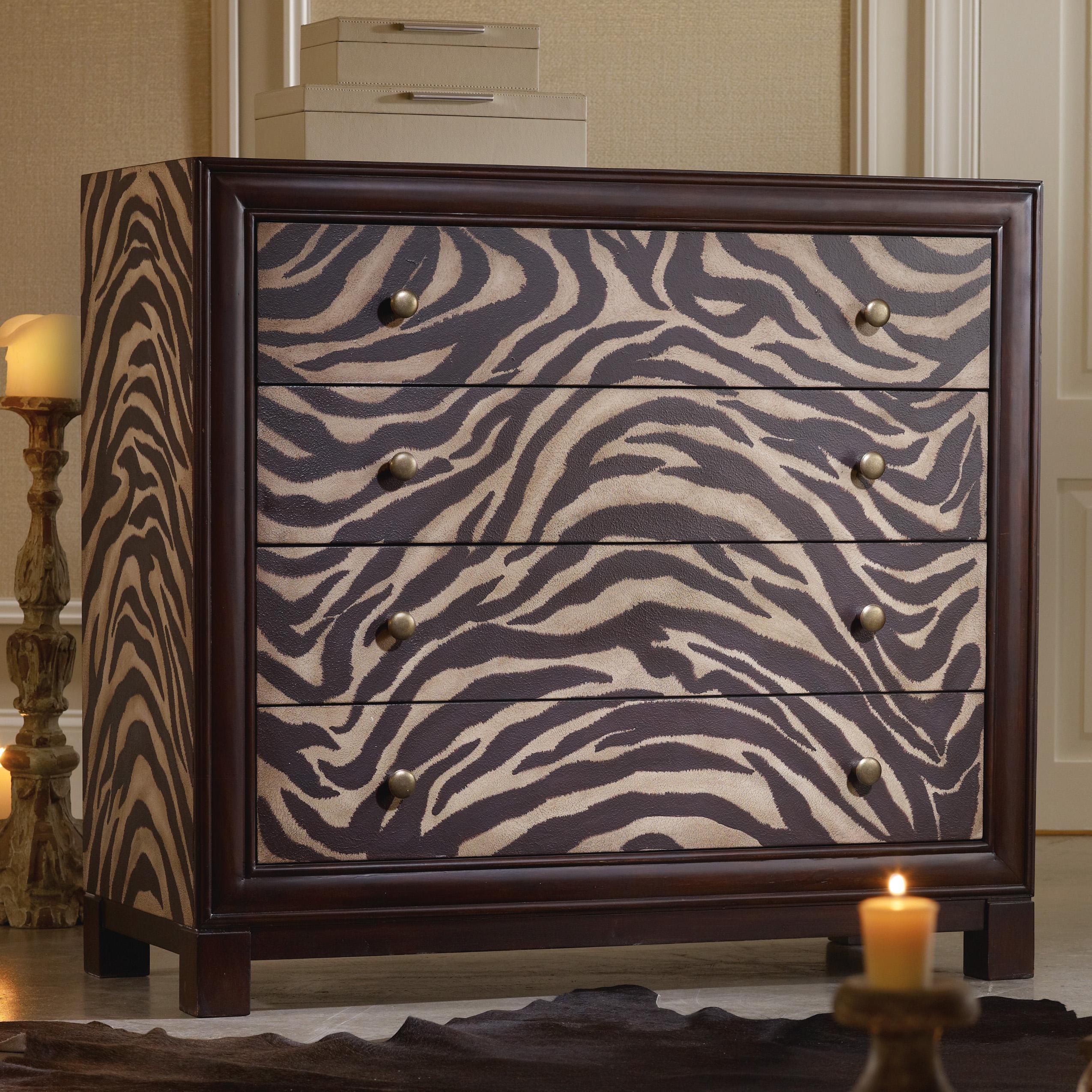 Melange Soraya Chest by Hooker Furniture at Zak's Home