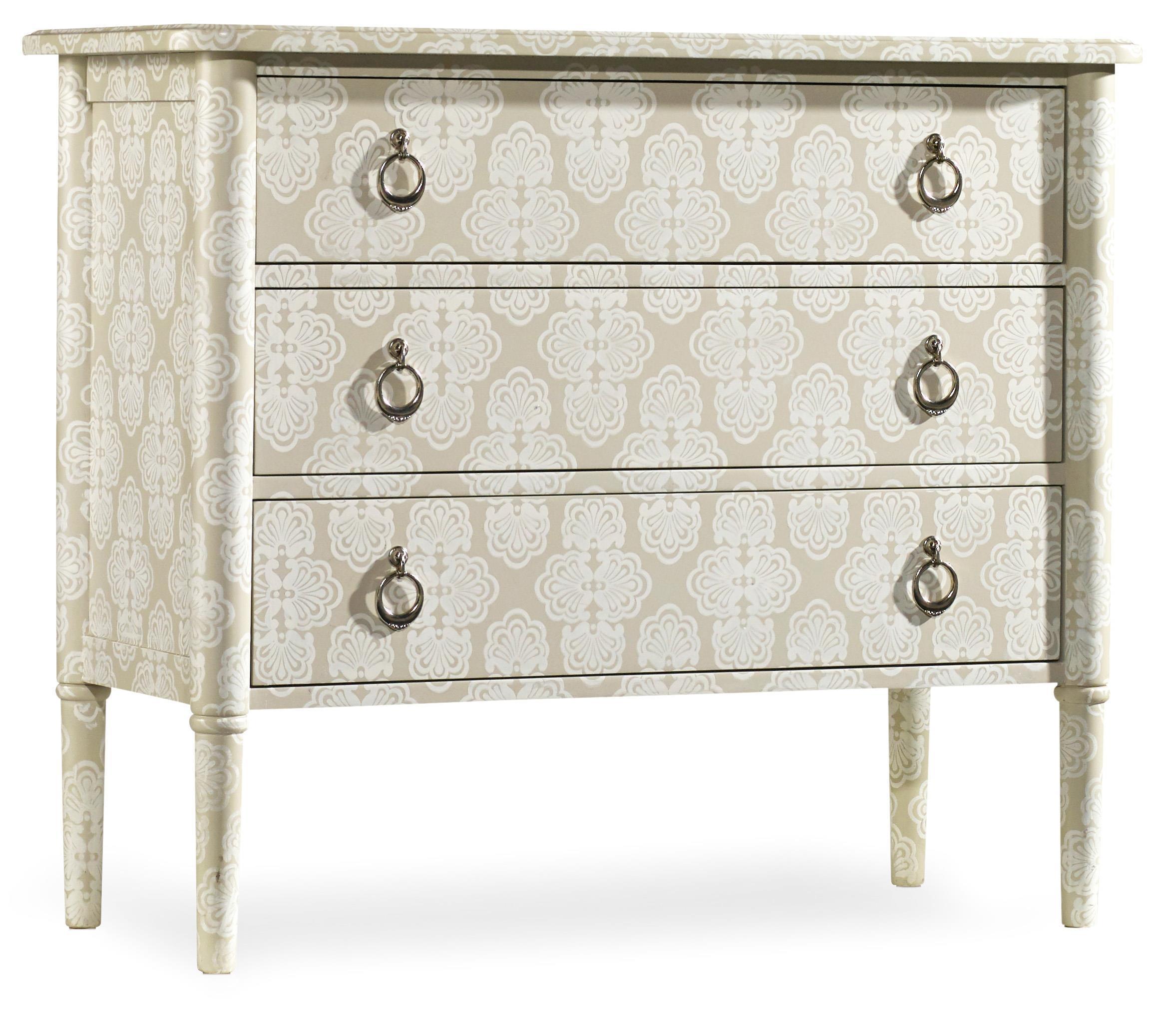 Melange Nika Chest by Hooker Furniture at Zak's Home