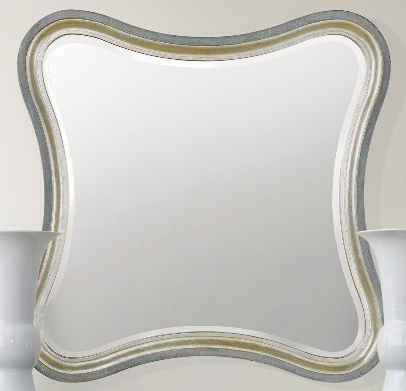 Melange Lana Mirror by Hooker Furniture at Zak's Home