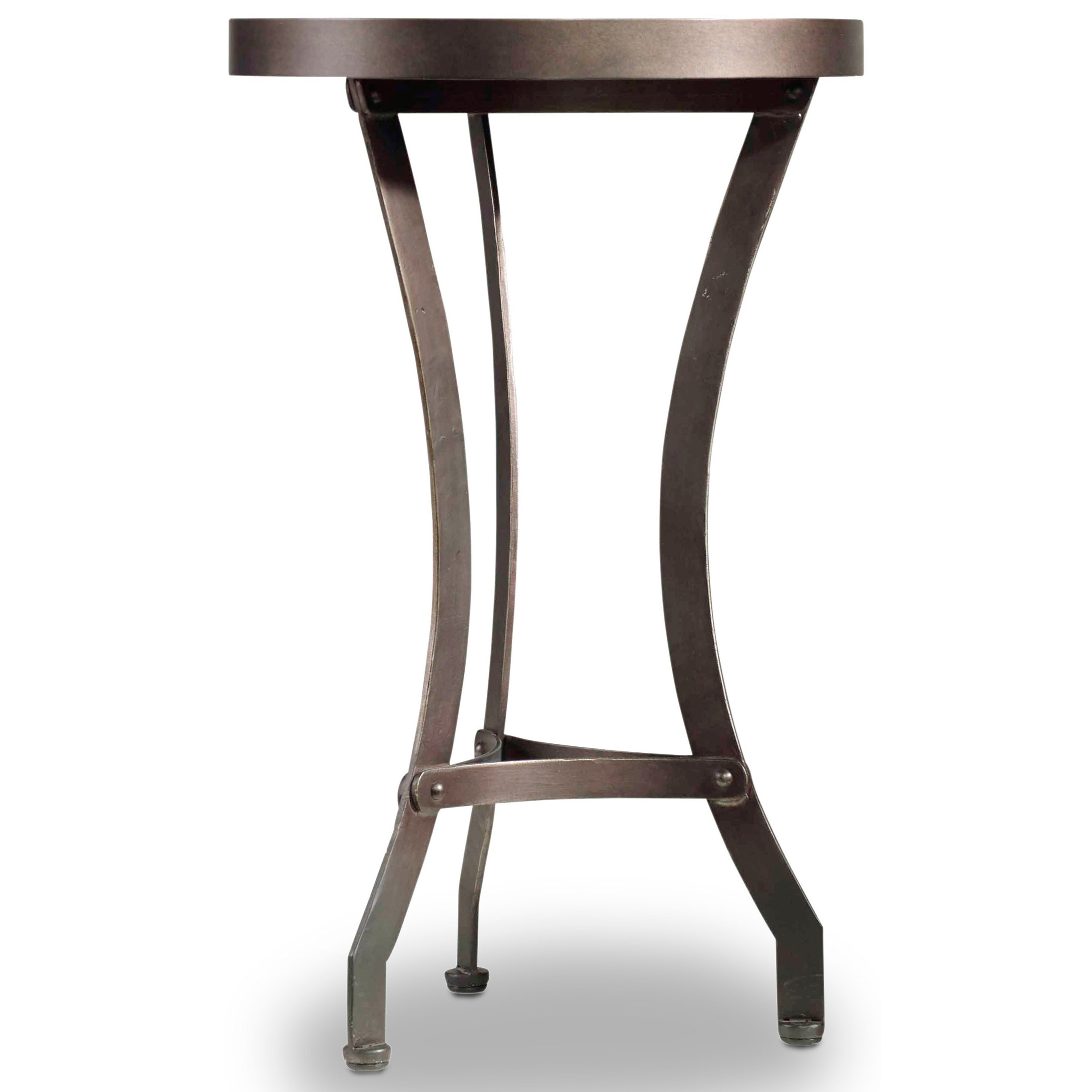 Saint Armand Martini Table by Hooker Furniture at Miller Waldrop Furniture and Decor