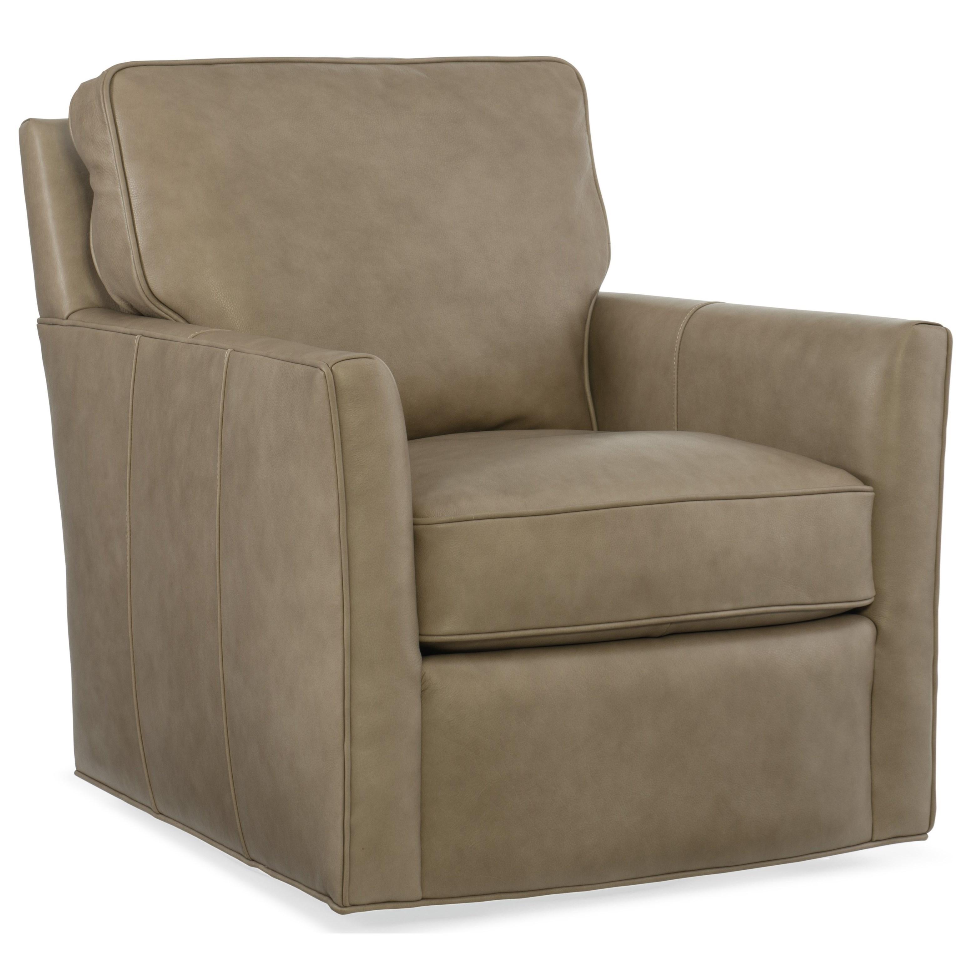 Hooker Furniture Club Chairs Cc434 Sw 083 Mandy Swivel