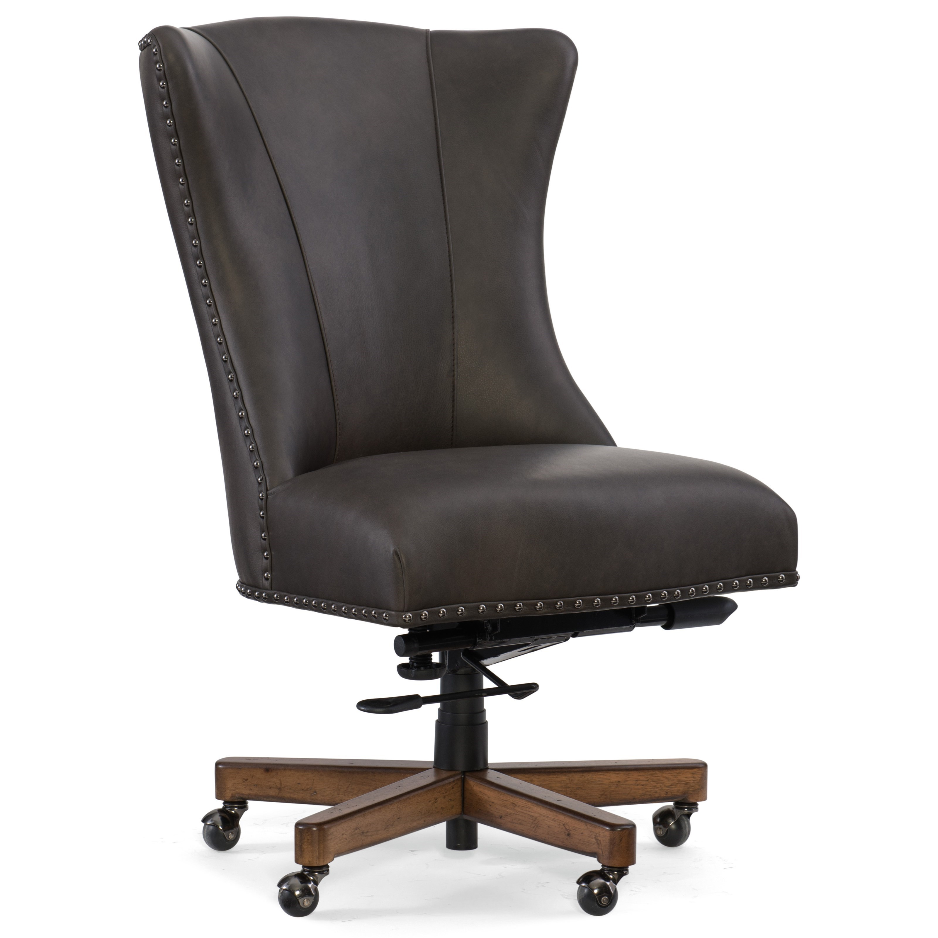 Executive Seating Lynn Home Office Chair by Hooker Furniture at Fashion Furniture