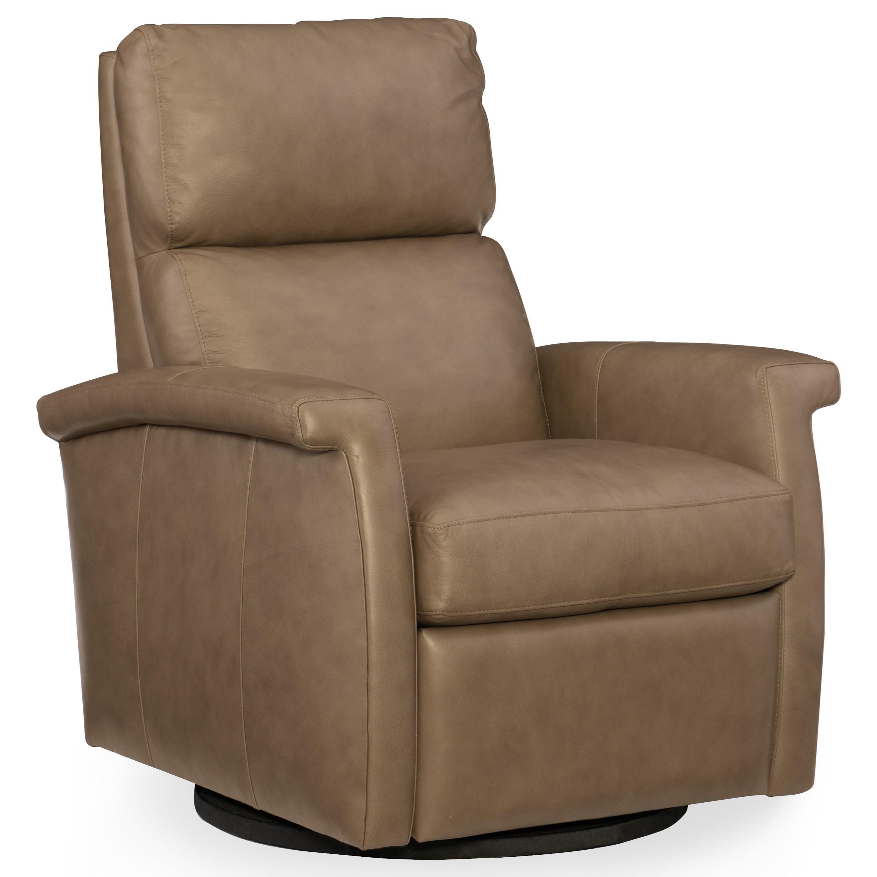 Hooker Furniture Reclining Chairs Rosalie Swivel Recliner