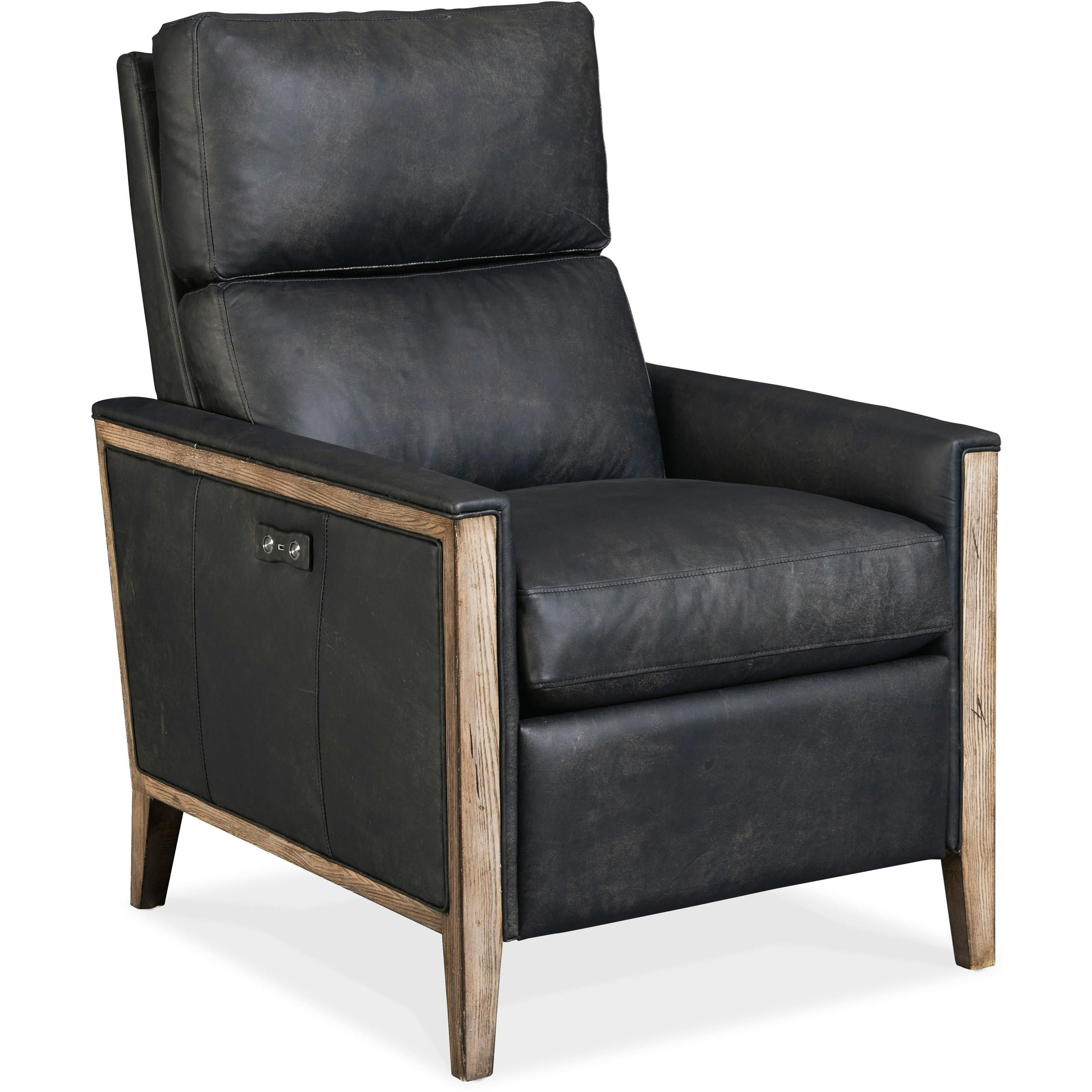 Reclining Chairs Power High Leg Recliner by Hooker Furniture at Baer's Furniture
