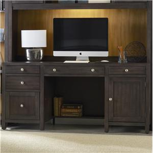 Hamilton Home South Park Home fice Wall Unit with