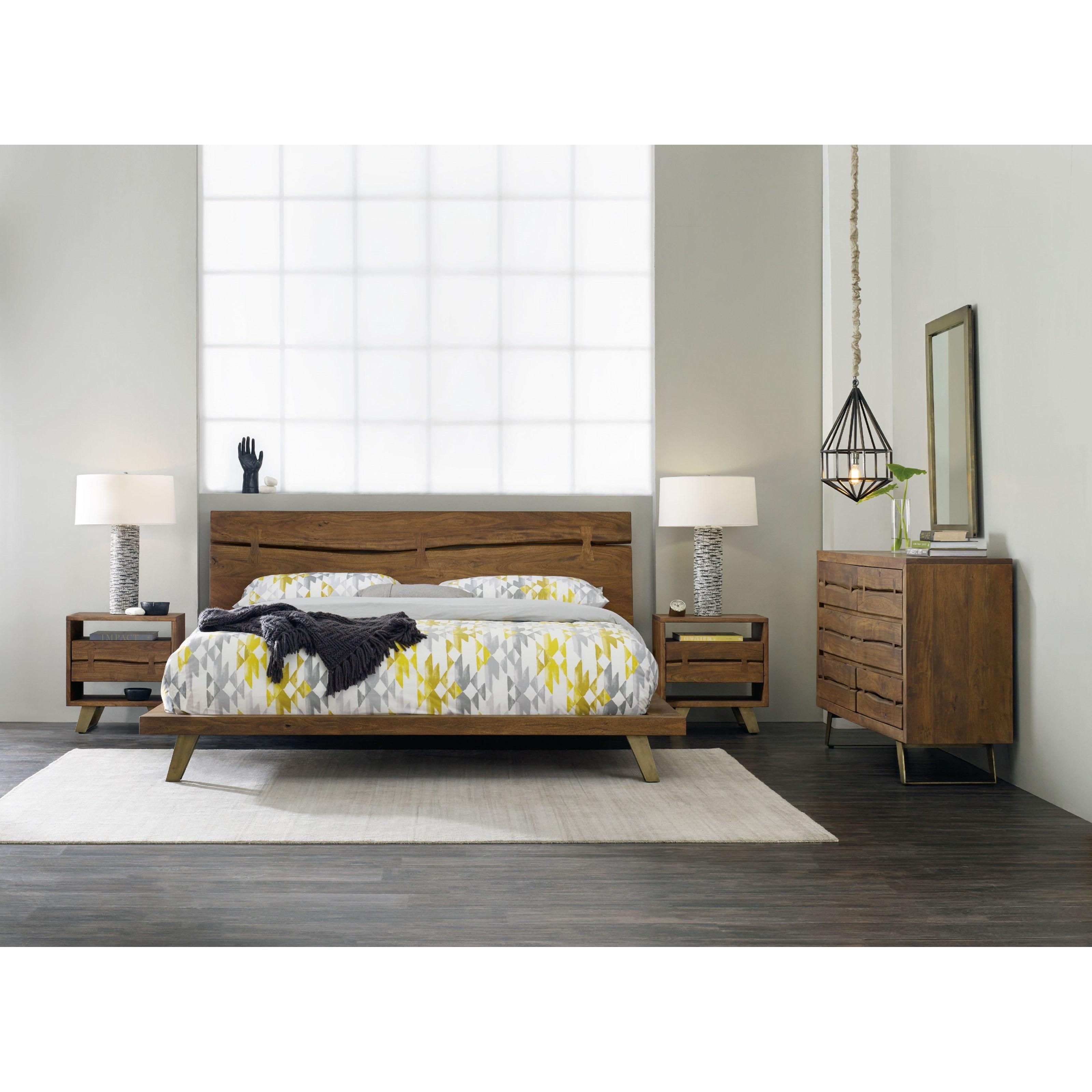 hooker furniture transcend king bedroom group belfort furniture