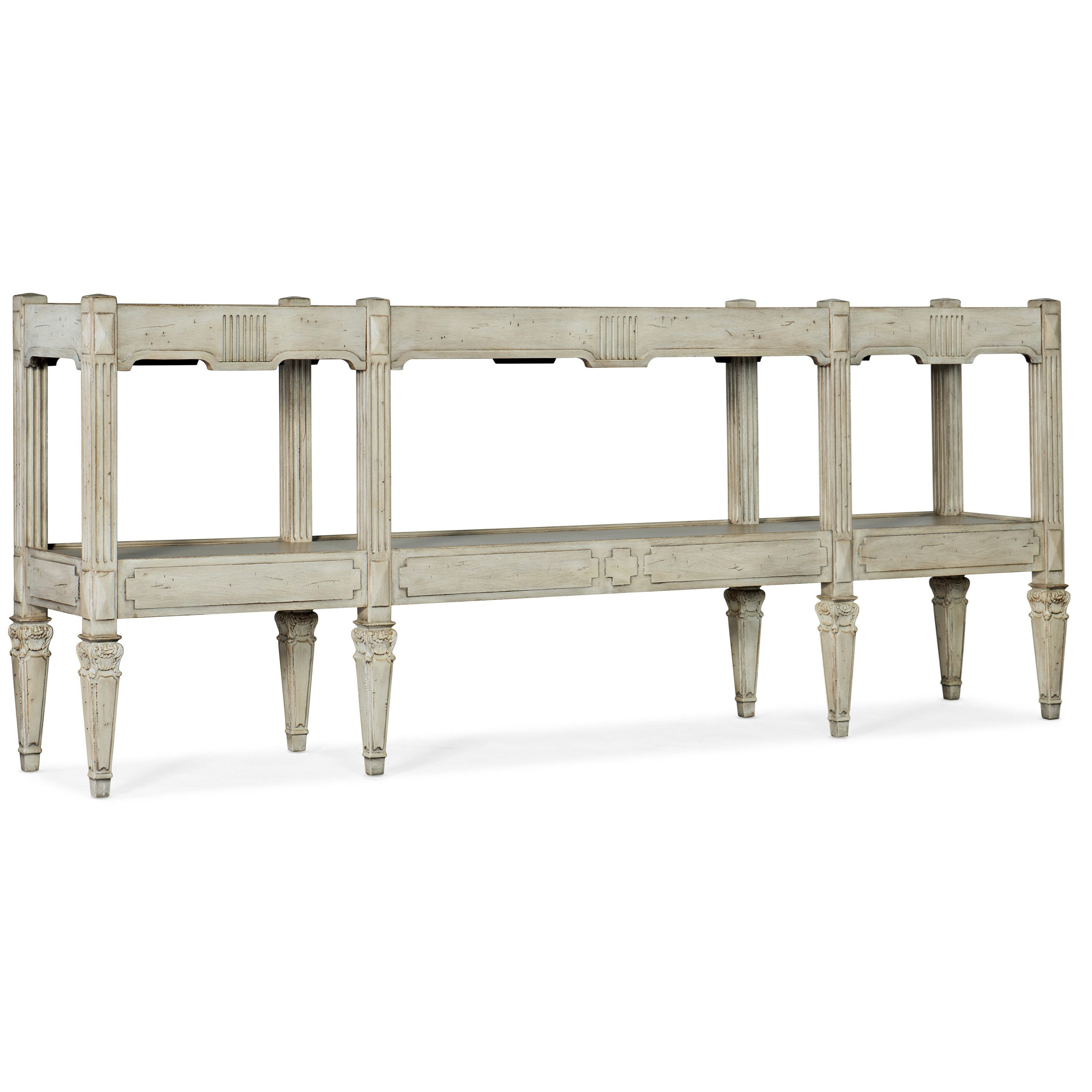 Vera Cruz Accent Console Table by Hooker Furniture at Zak's Home