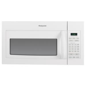 Hotpoint Countertop Microwave : Hotpoint Microwaves 1.6 Cu. Ft. Over-the-Range Microwave Oven