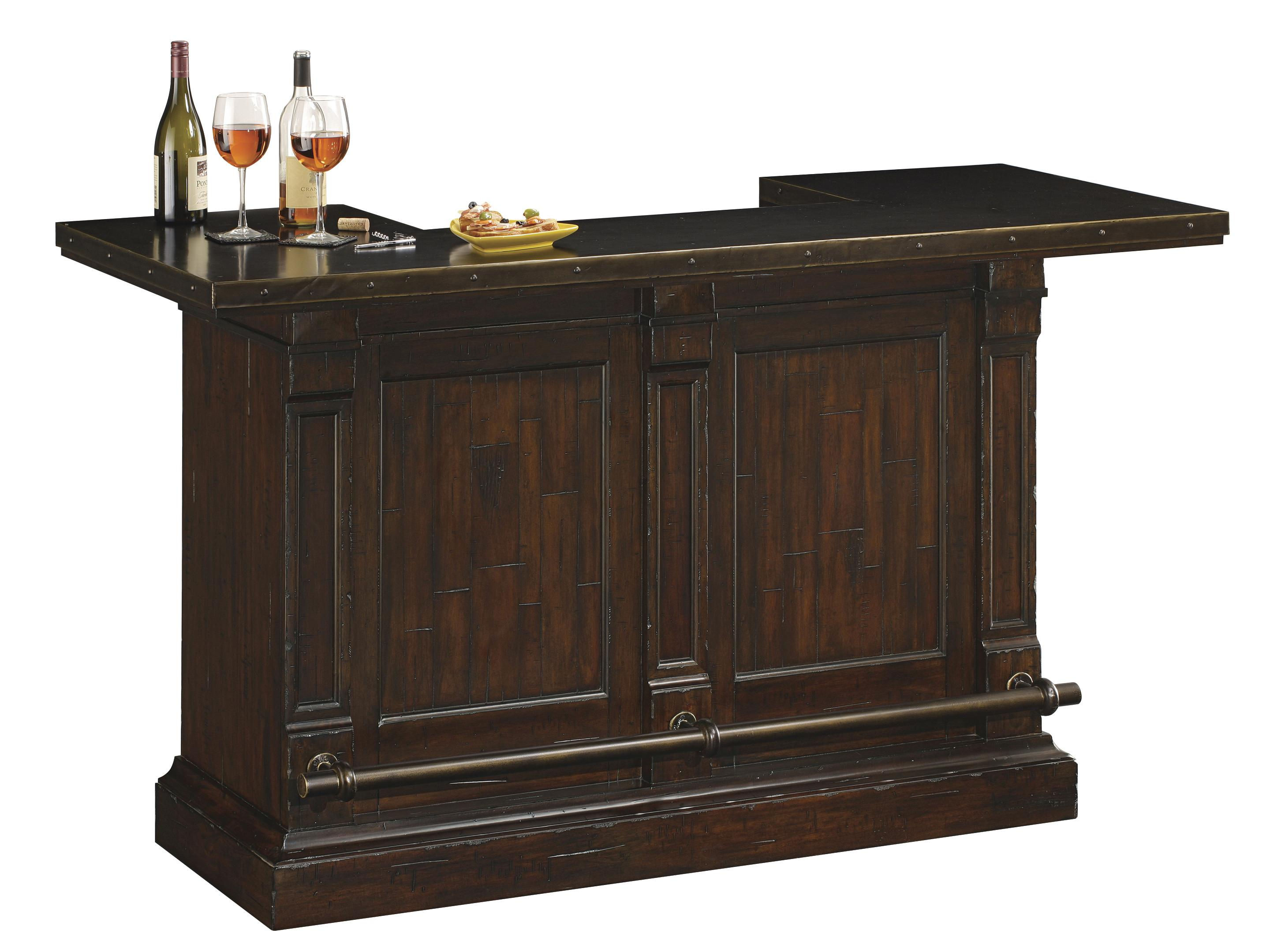 Howard miller wine bar furnishings 693 030 harbor Wine bar furniture