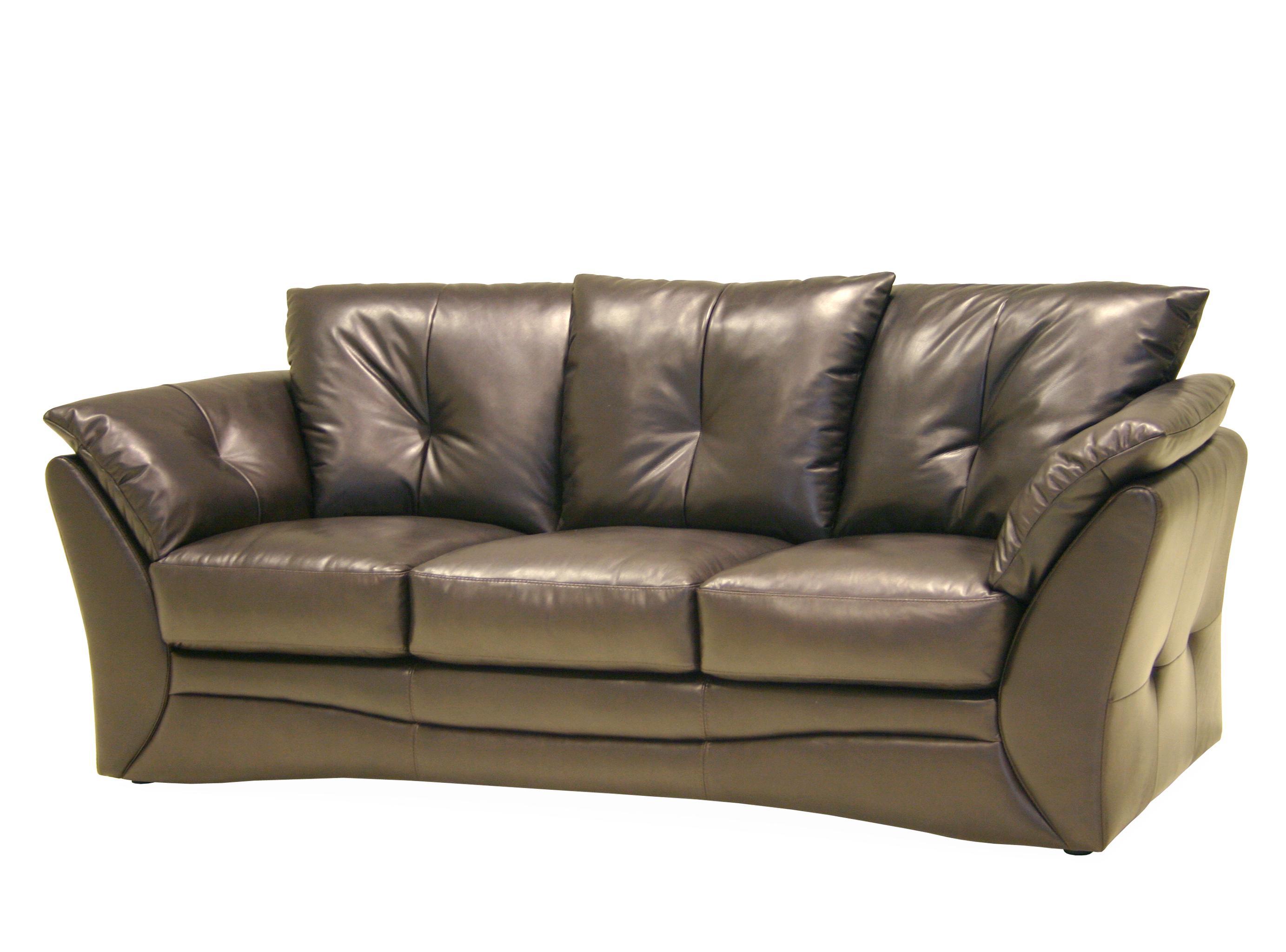 Htl 8638 Contemporary Leather Sofa Fashion Furniture Sofa