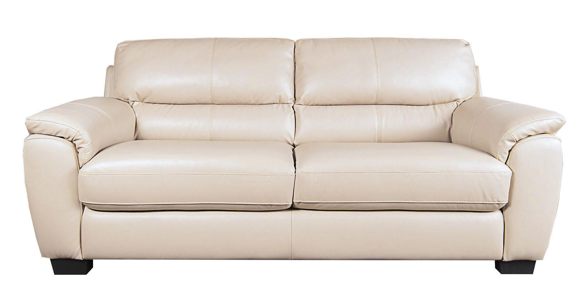 Color leather sofa thesofa for Leather couch