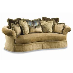 Huntington house sofas huntington house xavier sectional for Xavier sectional sofa