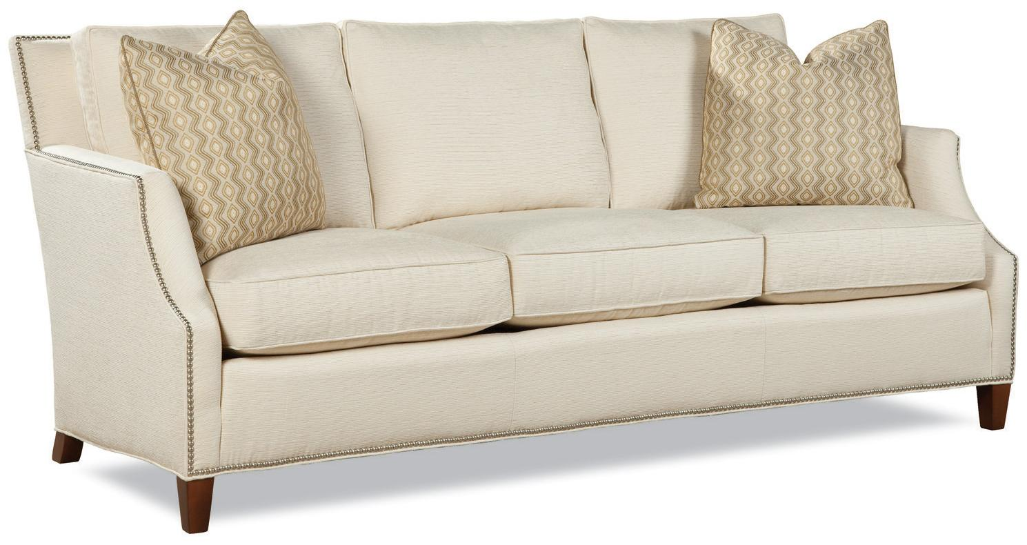 Huntington House 7115 7115 20 Contemporary Sofa With