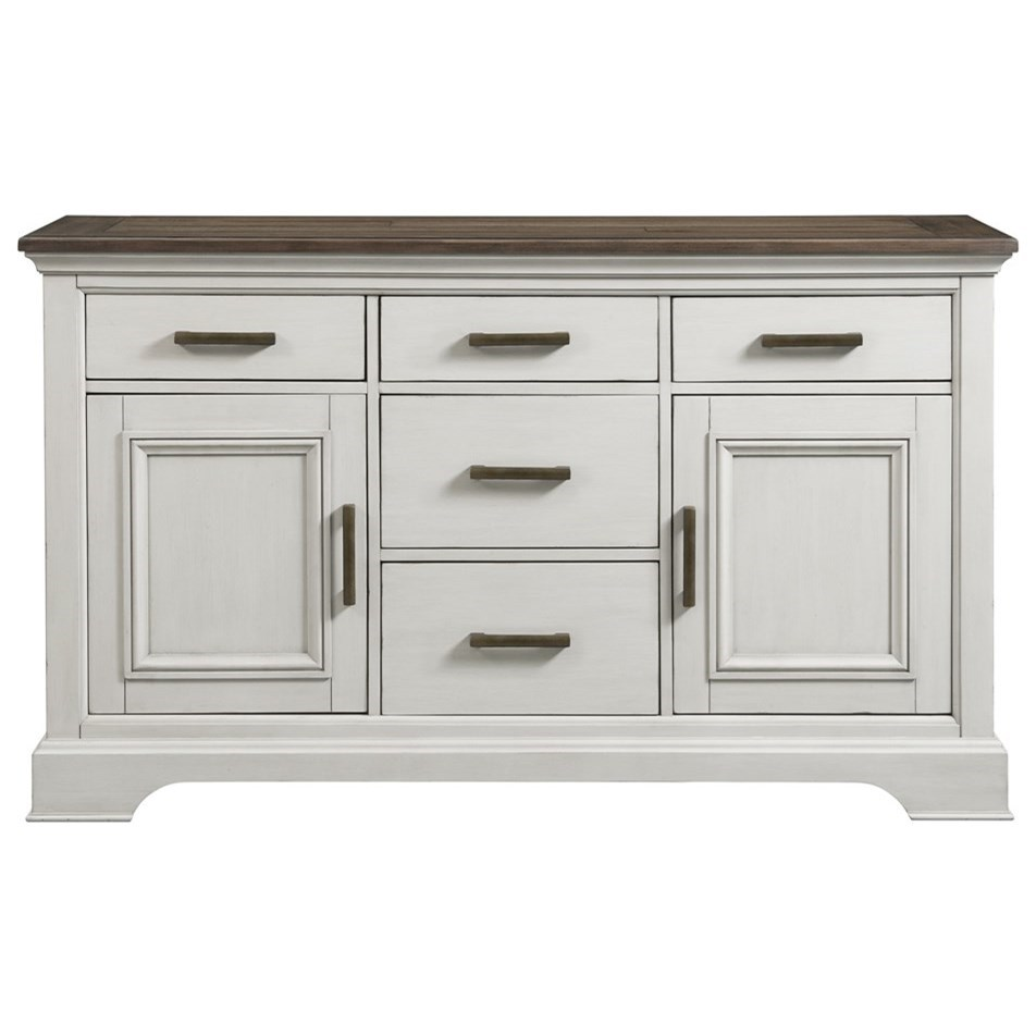 Drake Sideboard by Intercon at Darvin Furniture
