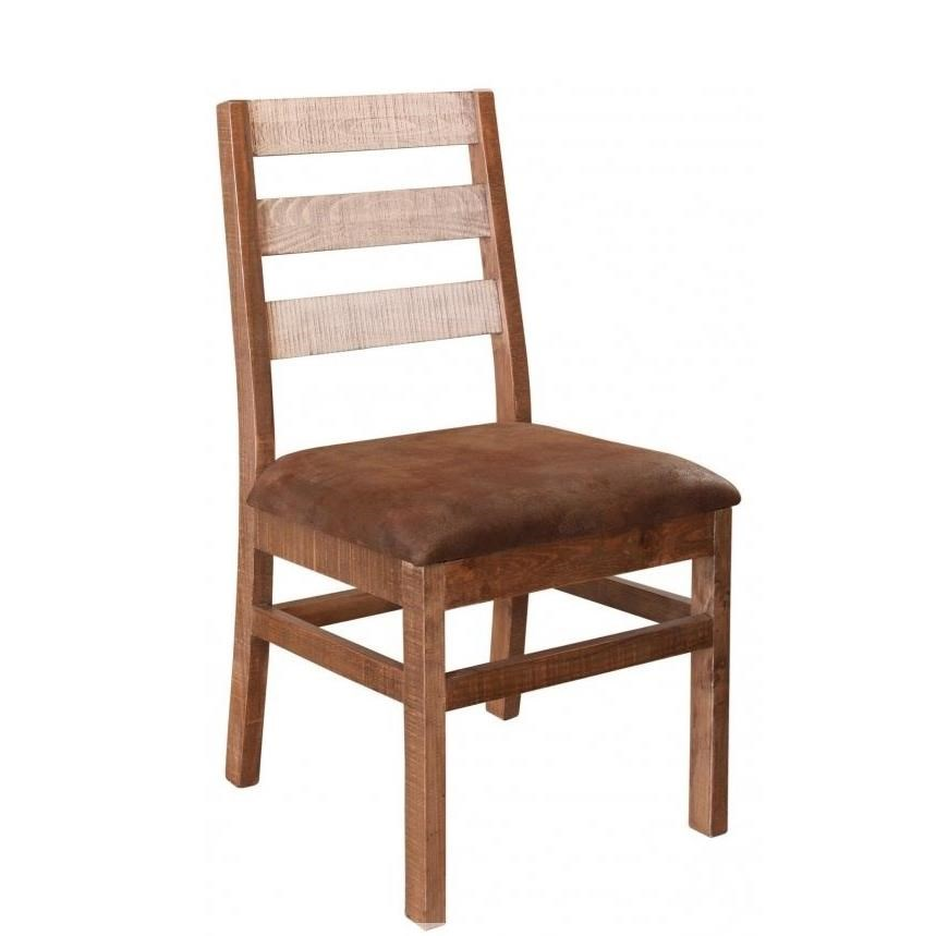 International furniture direct 965 rustic dining room for Furniture direct