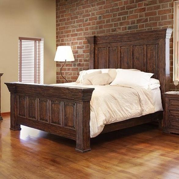 international furniture direct terra queen bedroom group. Black Bedroom Furniture Sets. Home Design Ideas