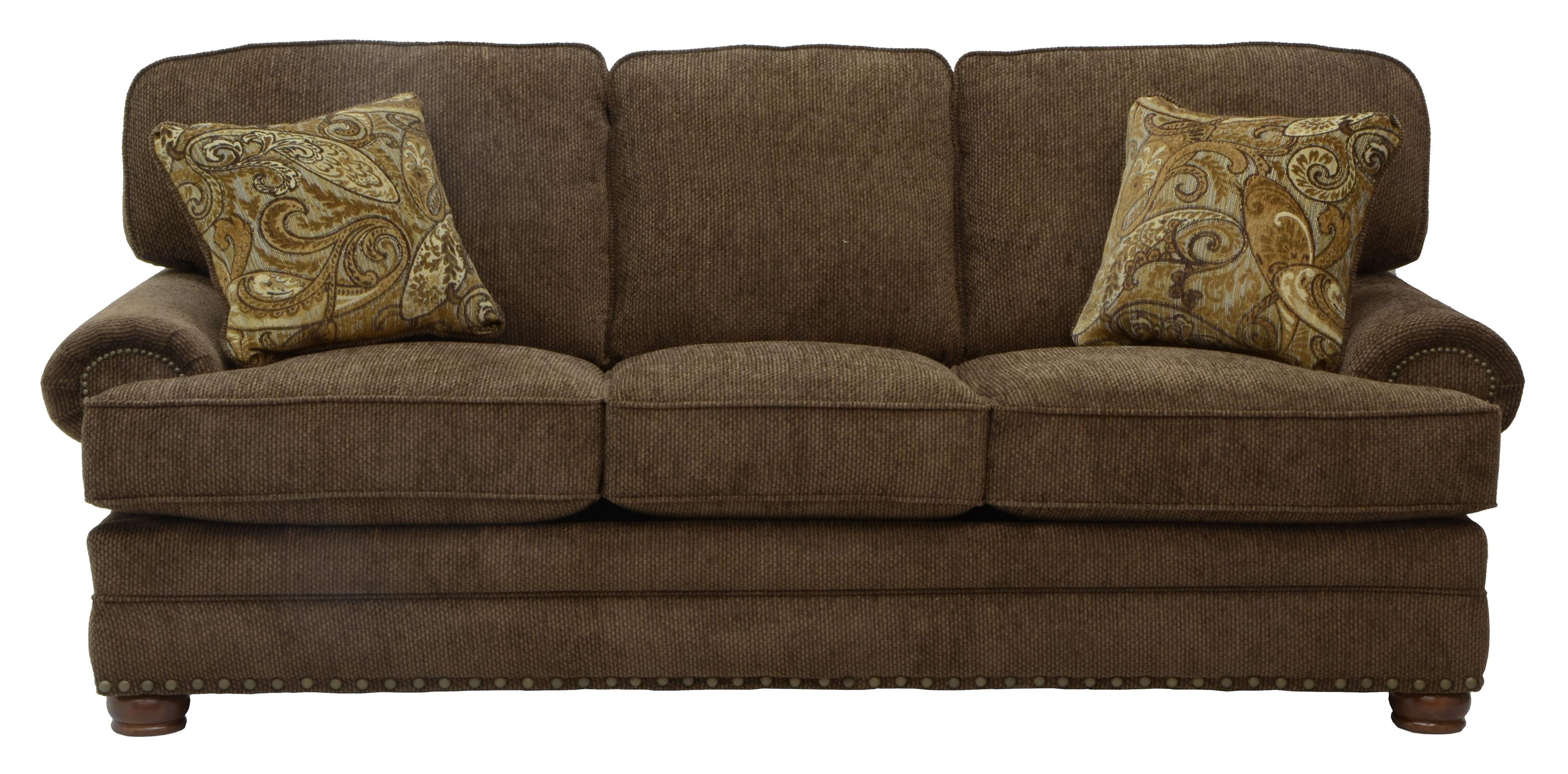Jackson Furniture Braddock Sofa with Individually Driven