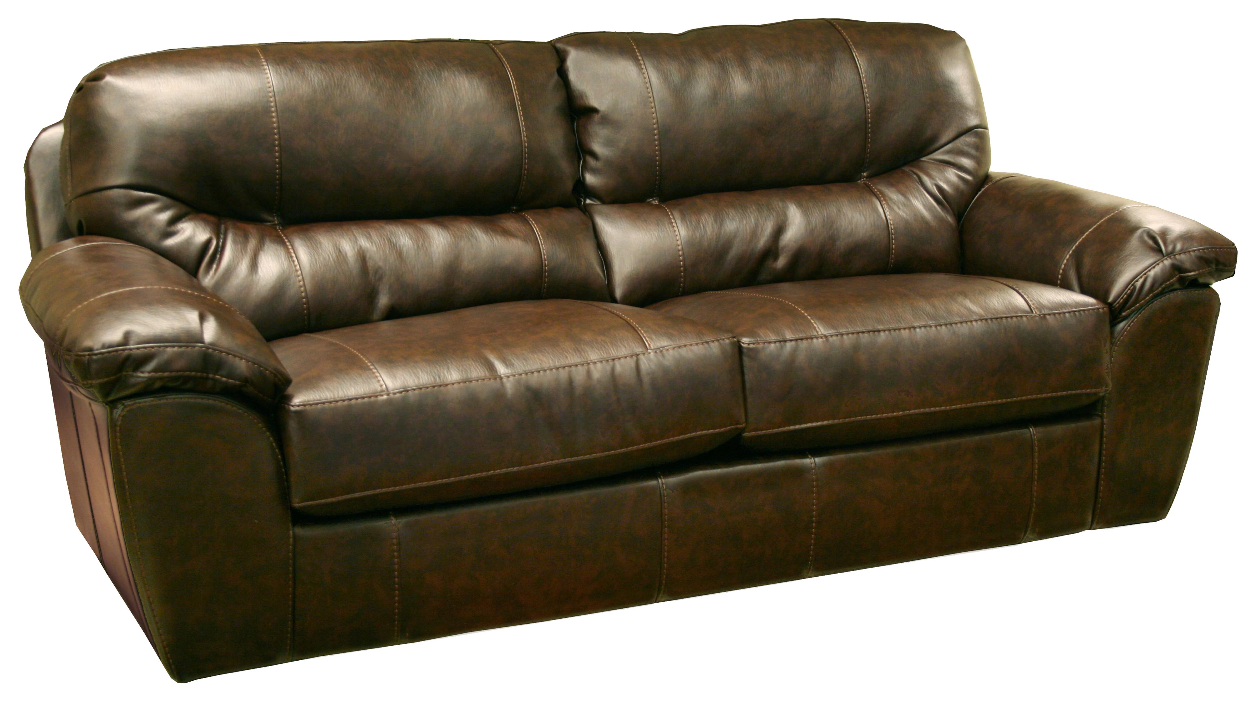 Brantley casual and comfortable family room sofa sleeper for Sectional sofas wolf furniture