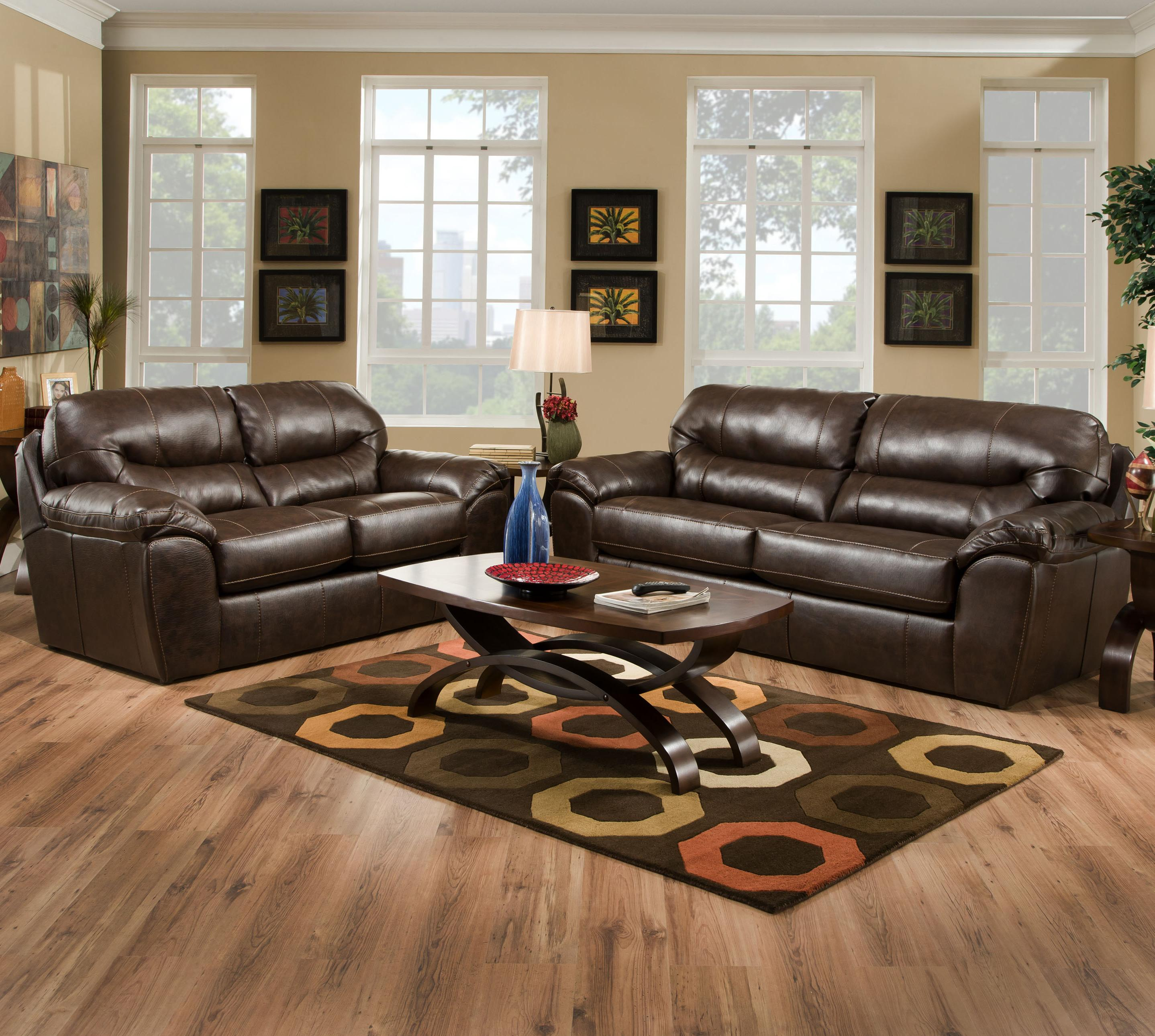 Jackson furniture brantley casual and comfortable family for Comfortable family room