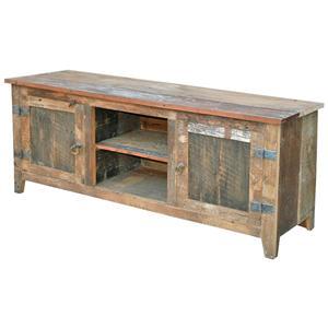 Jaipur furniture sawan distressed solid wood 3 drawer 3 for Kitchen cabinets jaipur